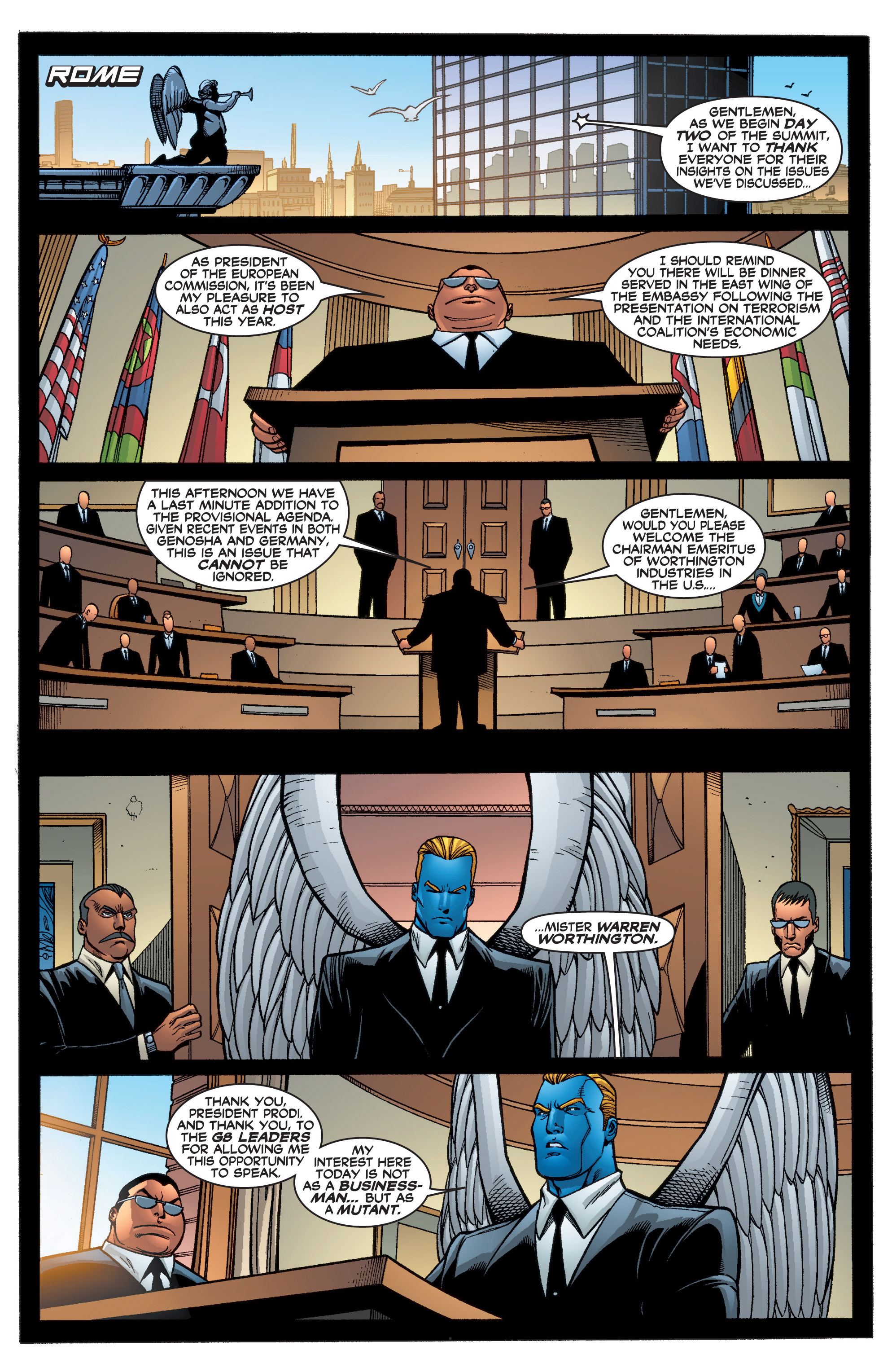 Read online Uncanny X-Men (1963) comic -  Issue #402 - 20