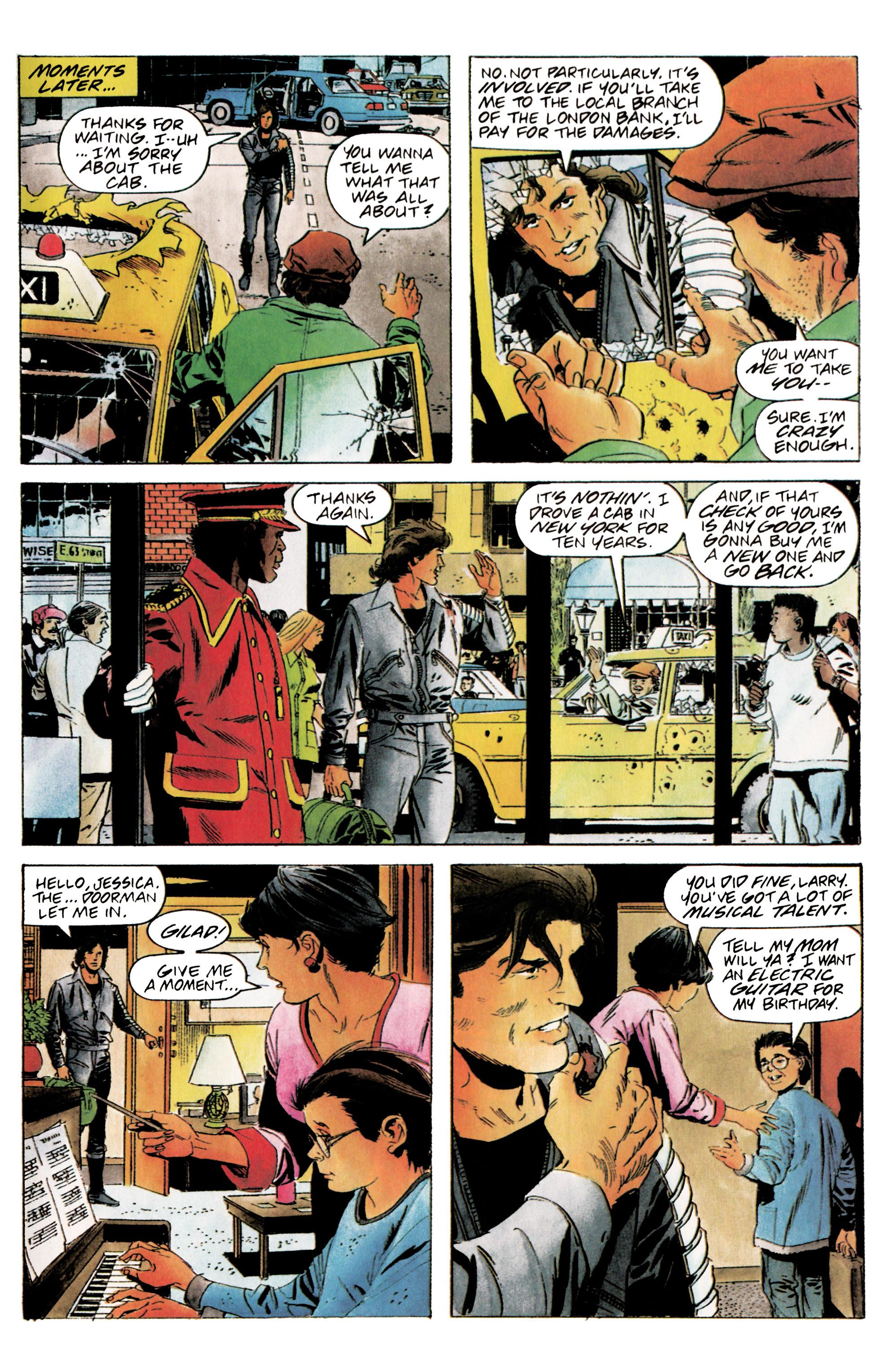 Read online Eternal Warrior (1992) comic -  Issue #5 - 15