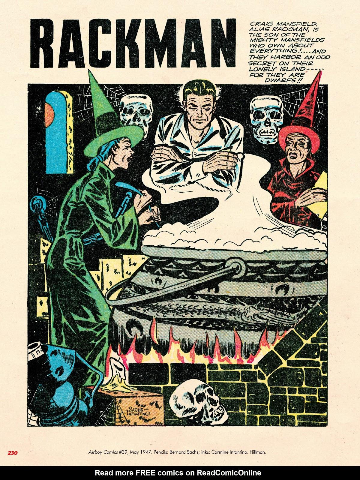 Read online Super Weird Heroes comic -  Issue # TPB 2 (Part 3) - 30