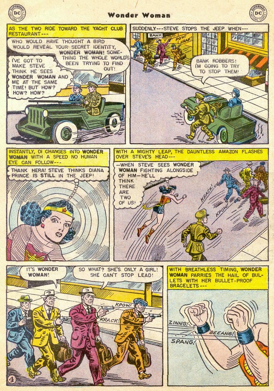 Read online Wonder Woman (1942) comic -  Issue #76 - 6