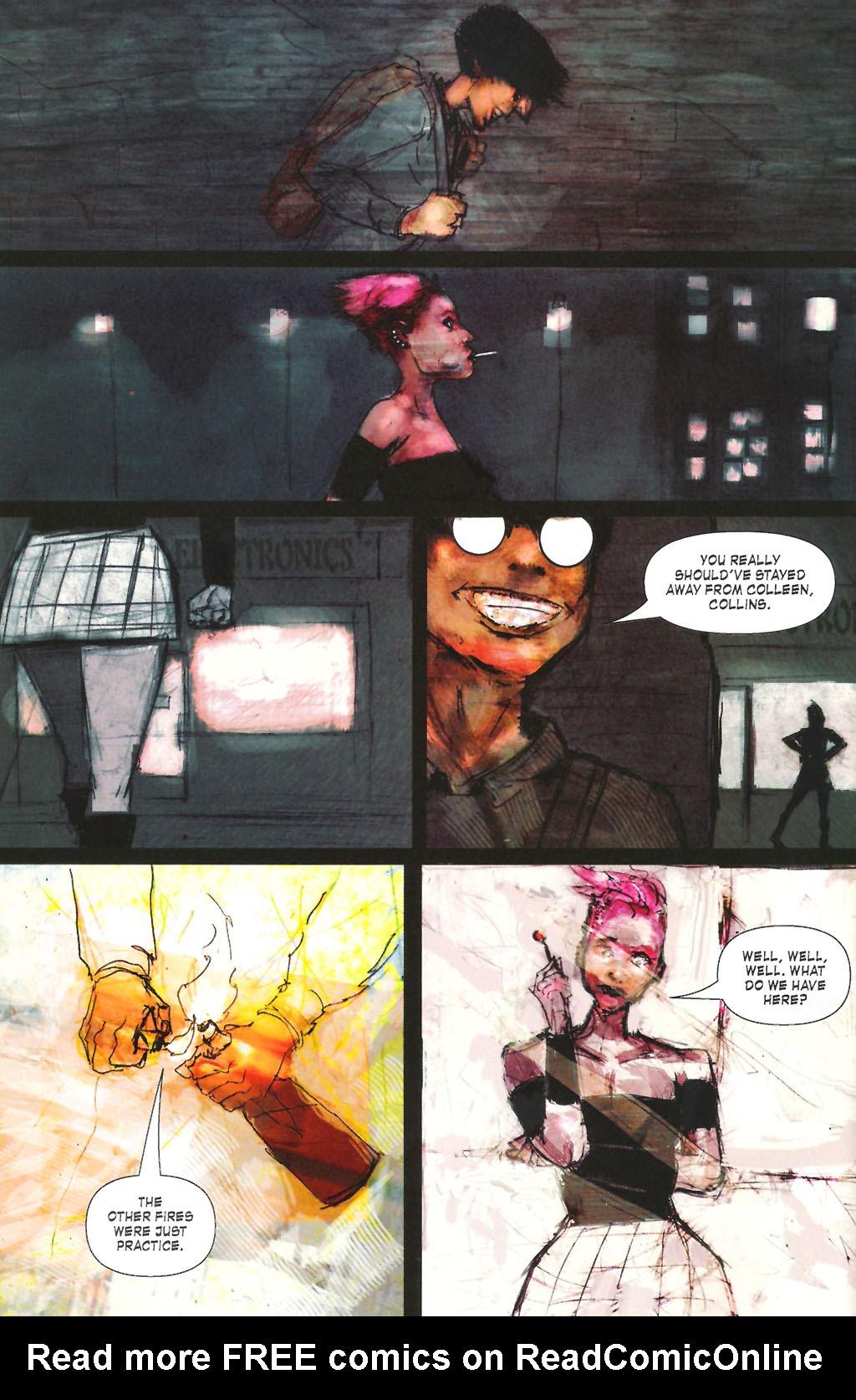 Read online ShadowHawk (2005) comic -  Issue #7 - 6