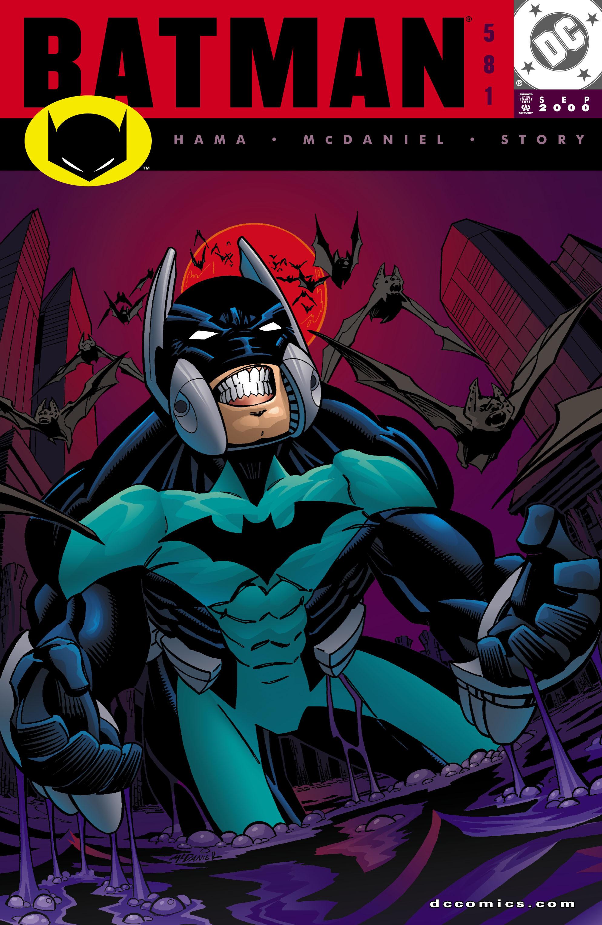 Batman (1940) 581 Page 1