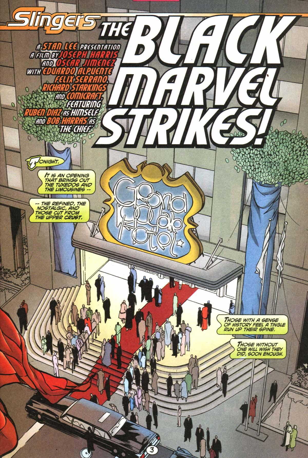 Read online Slingers comic -  Issue #4 - 4
