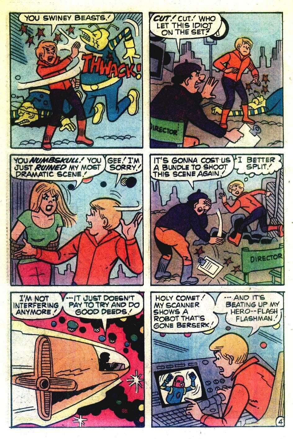 Read online Madhouse Comics comic -  Issue #120 - 32