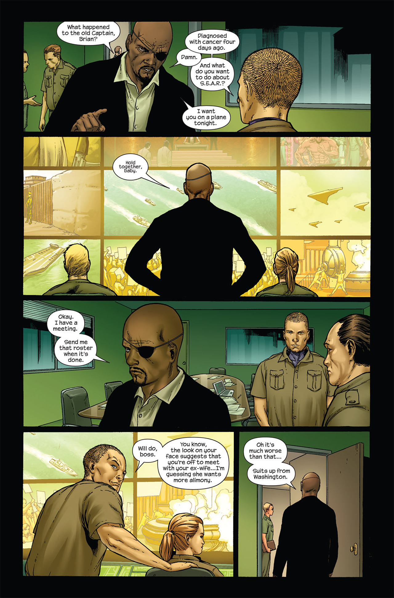 Read online Ultimate Fallout comic -  Issue #5 - 14