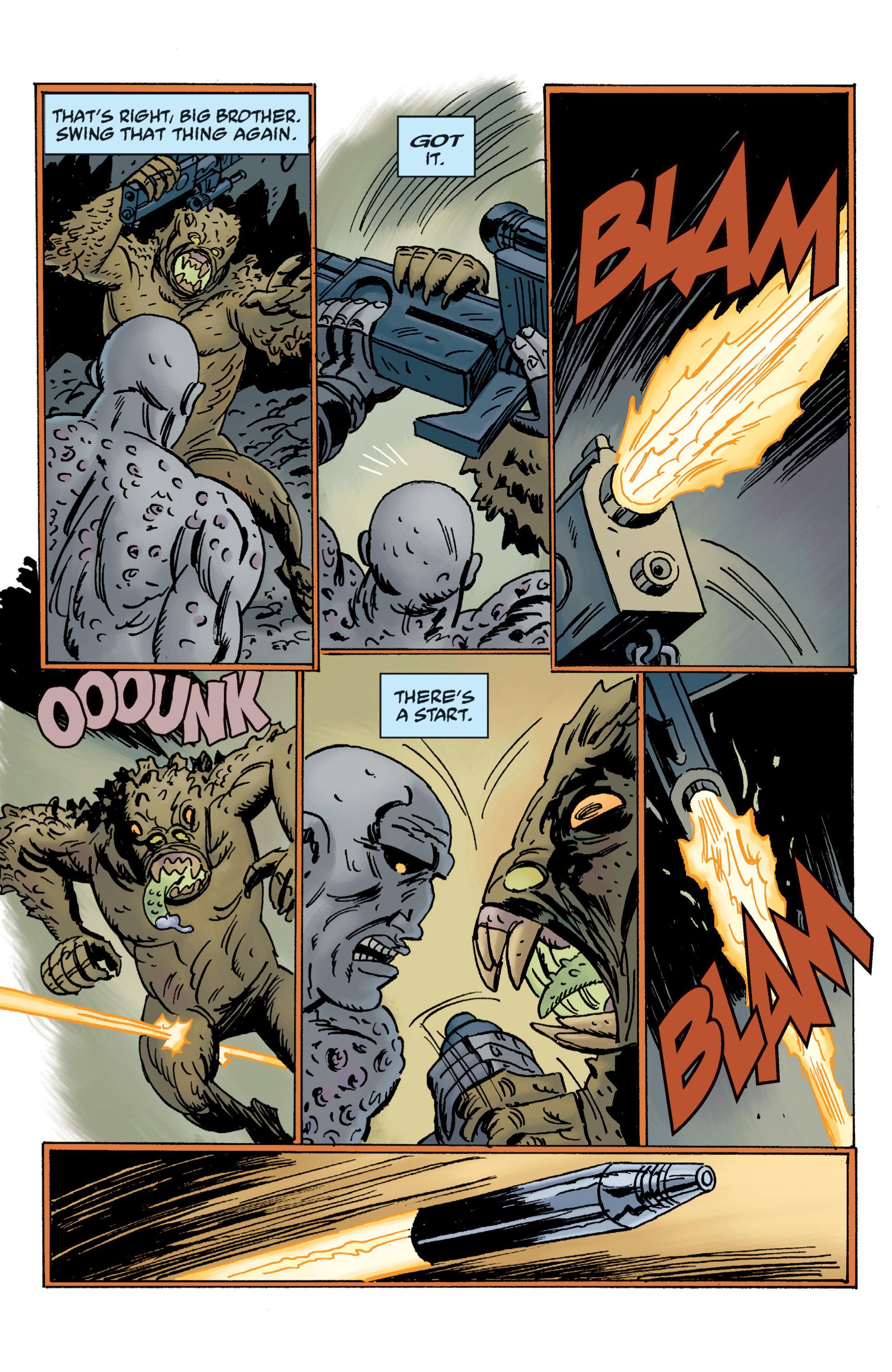 Read online B.P.R.D. (2003) comic -  Issue # TPB 12 - 26