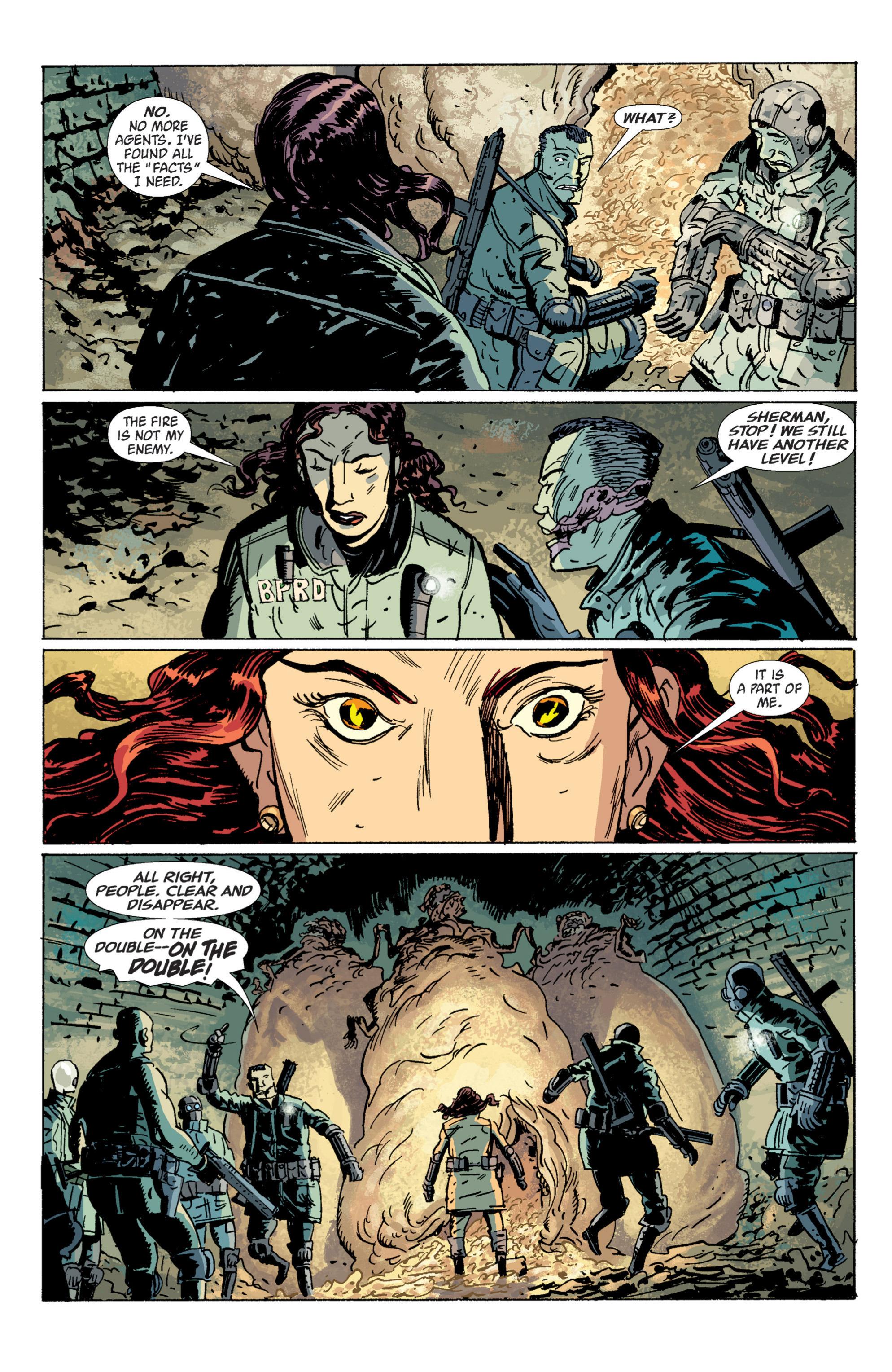 Read online B.P.R.D. (2003) comic -  Issue # TPB 5 - 27