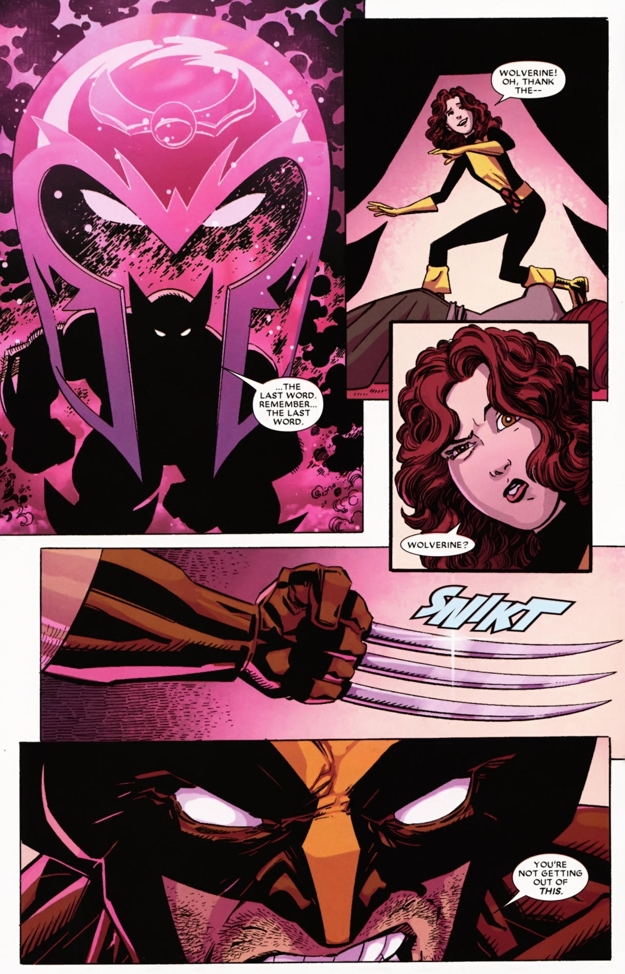 Read online Wolverine: First Class comic -  Issue #21 - 10
