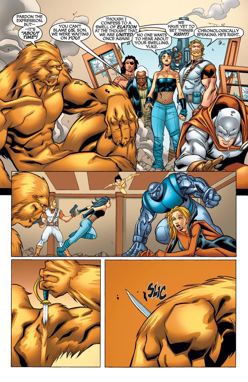 Read online Alpha Flight (2004) comic -  Issue #12 - 12