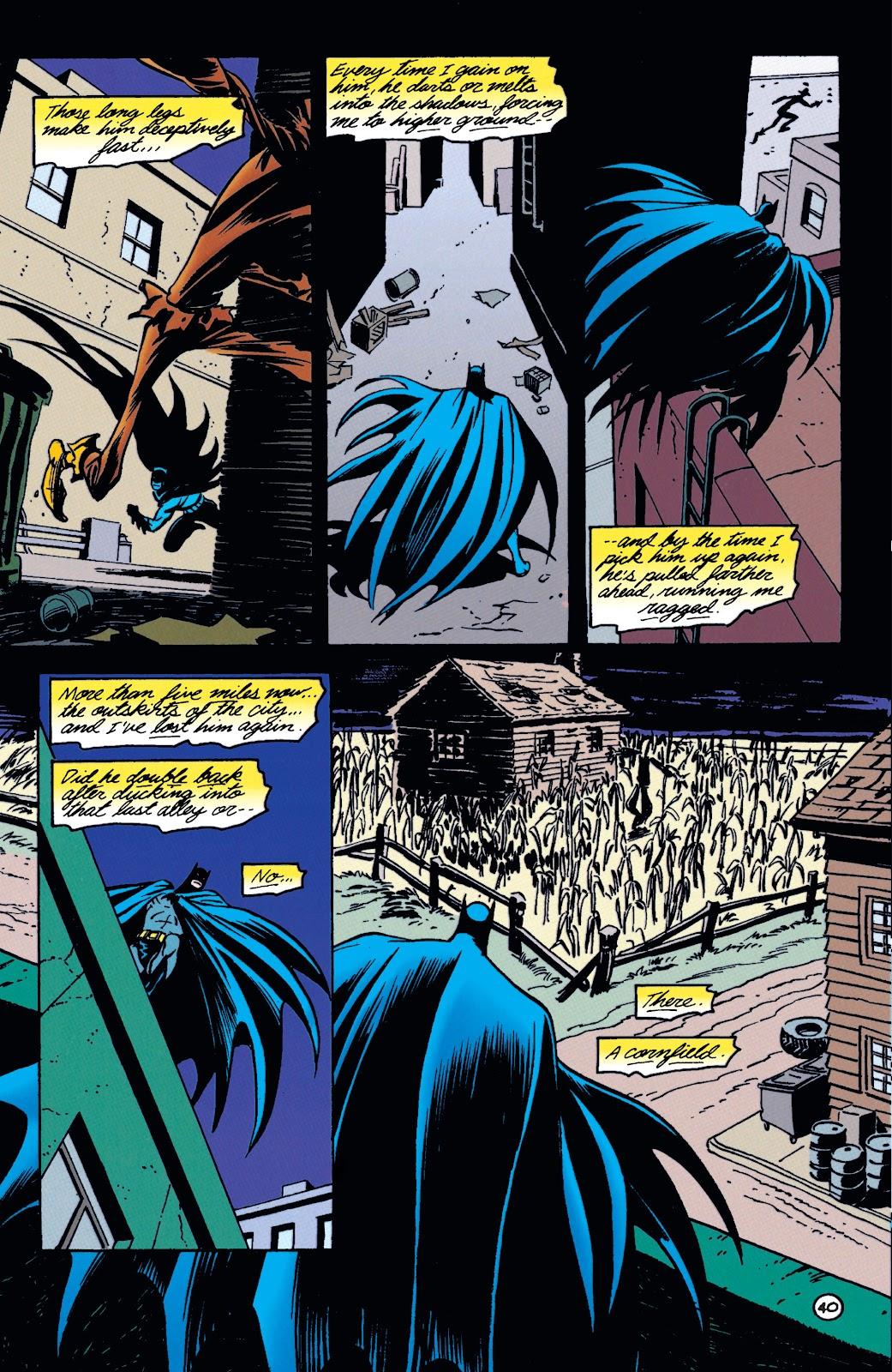 Read online Batman Arkham: Scarecrow comic -  Issue # TPB (Part 2) - 80