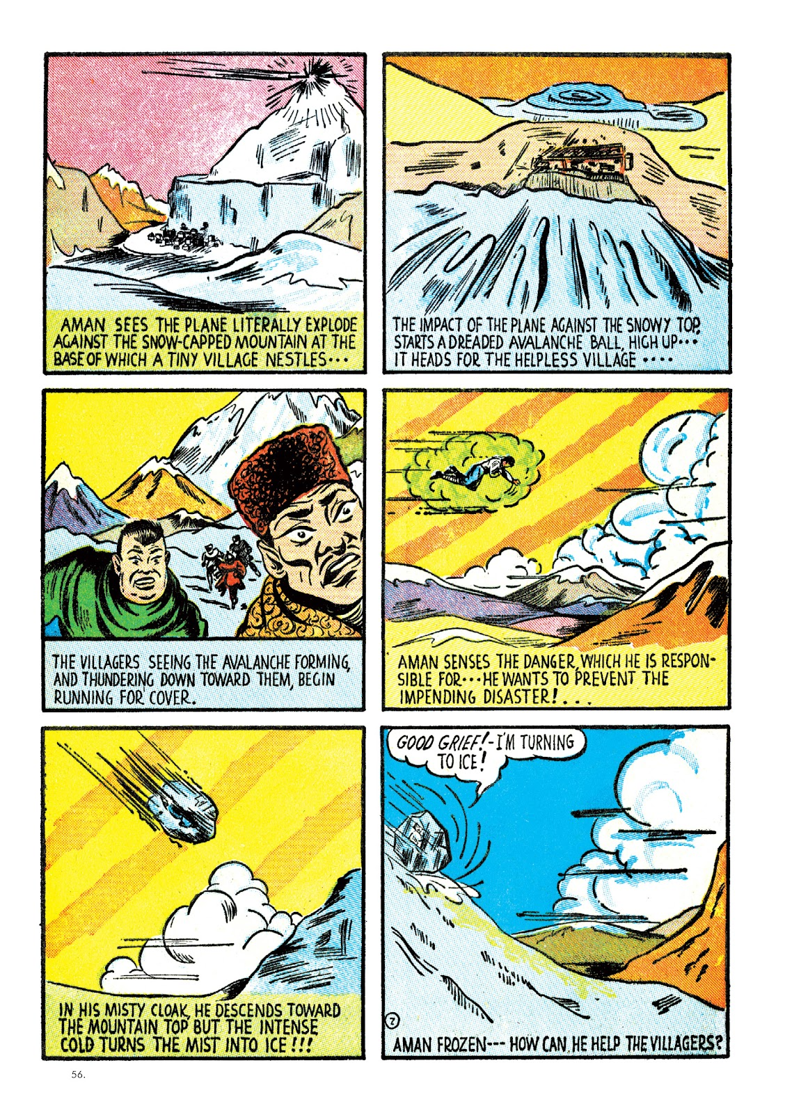 Read online The Bill Everett Archives comic -  Issue # TPB 2 (Part 1) - 57
