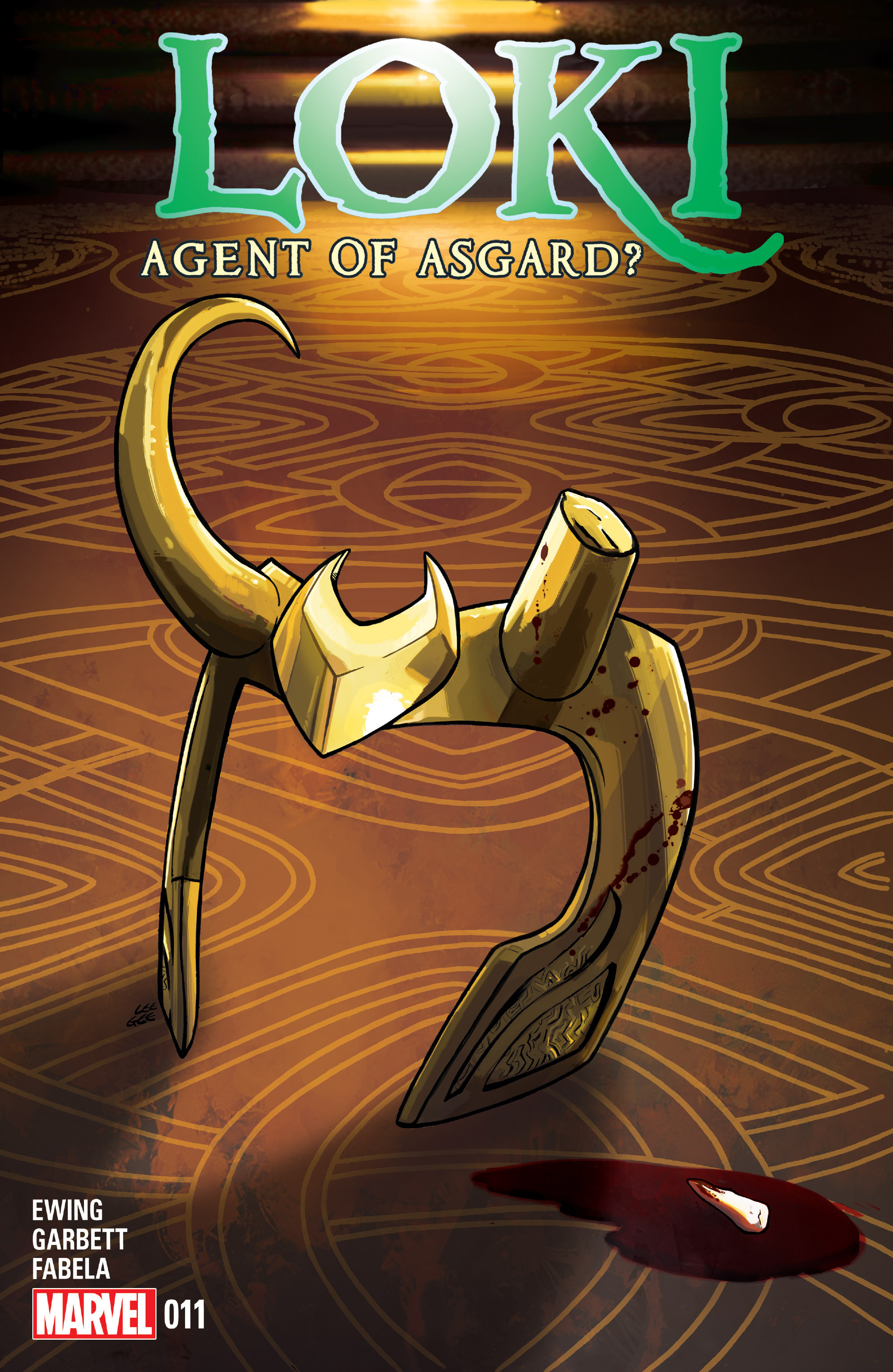 Loki: Agent of Asgard 11 Page 1