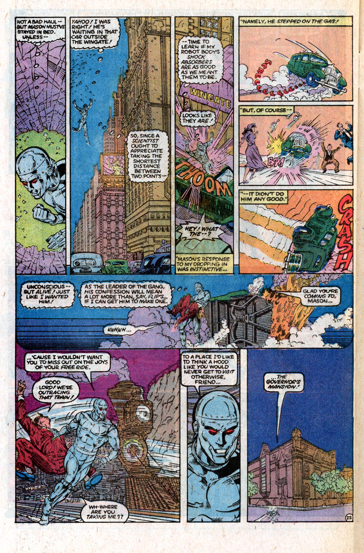 Read online All-Star Squadron comic -  Issue #63 - 32