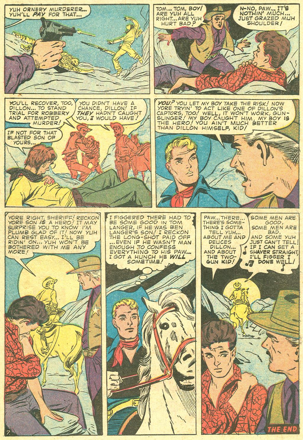 Read online Two-Gun Kid comic -  Issue #47 - 10