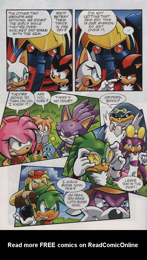 Read online Sonic Universe comic -  Issue #23 - 22