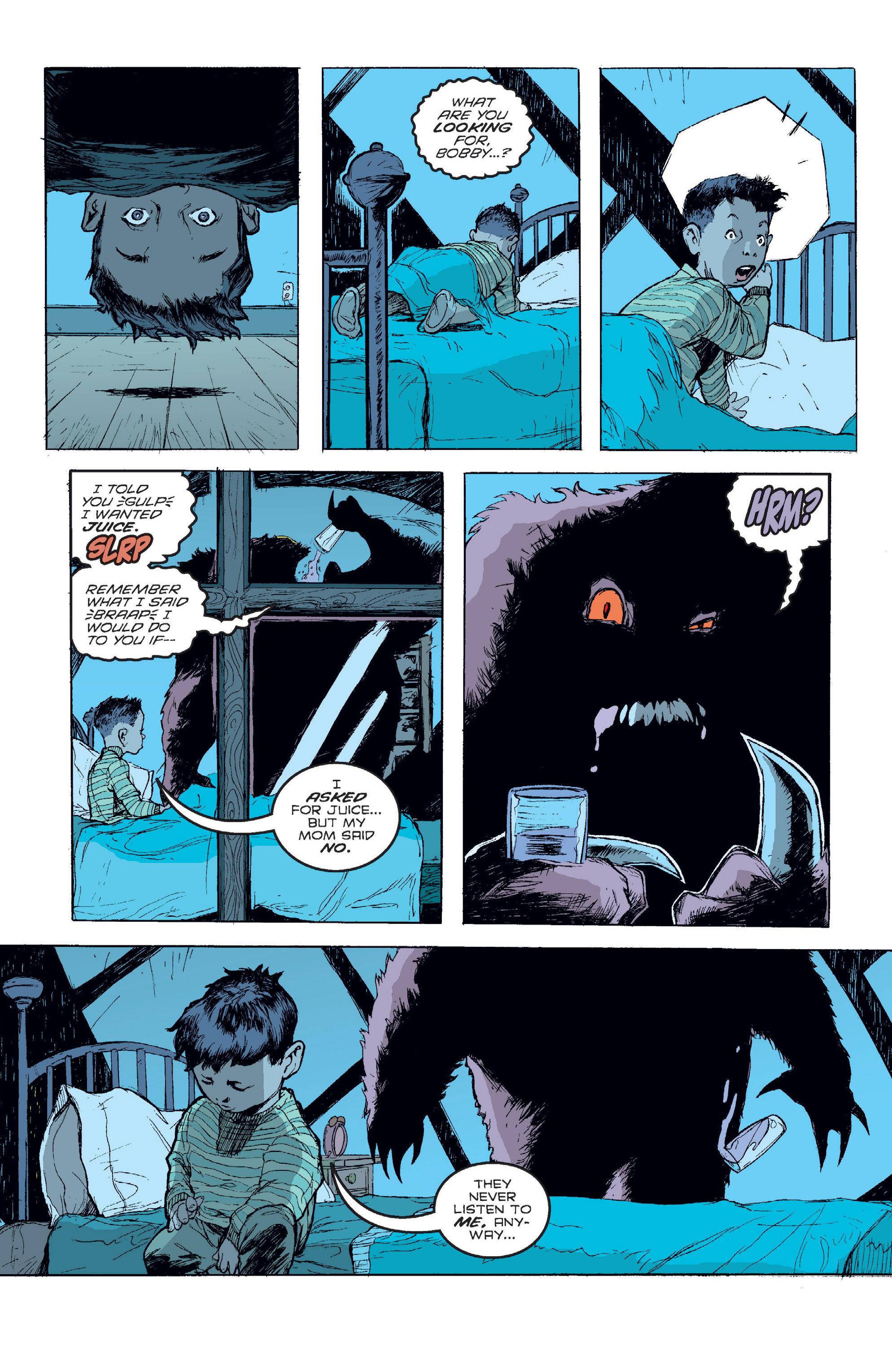 Read online B.P.R.D. (2003) comic -  Issue # TPB 2 - 85