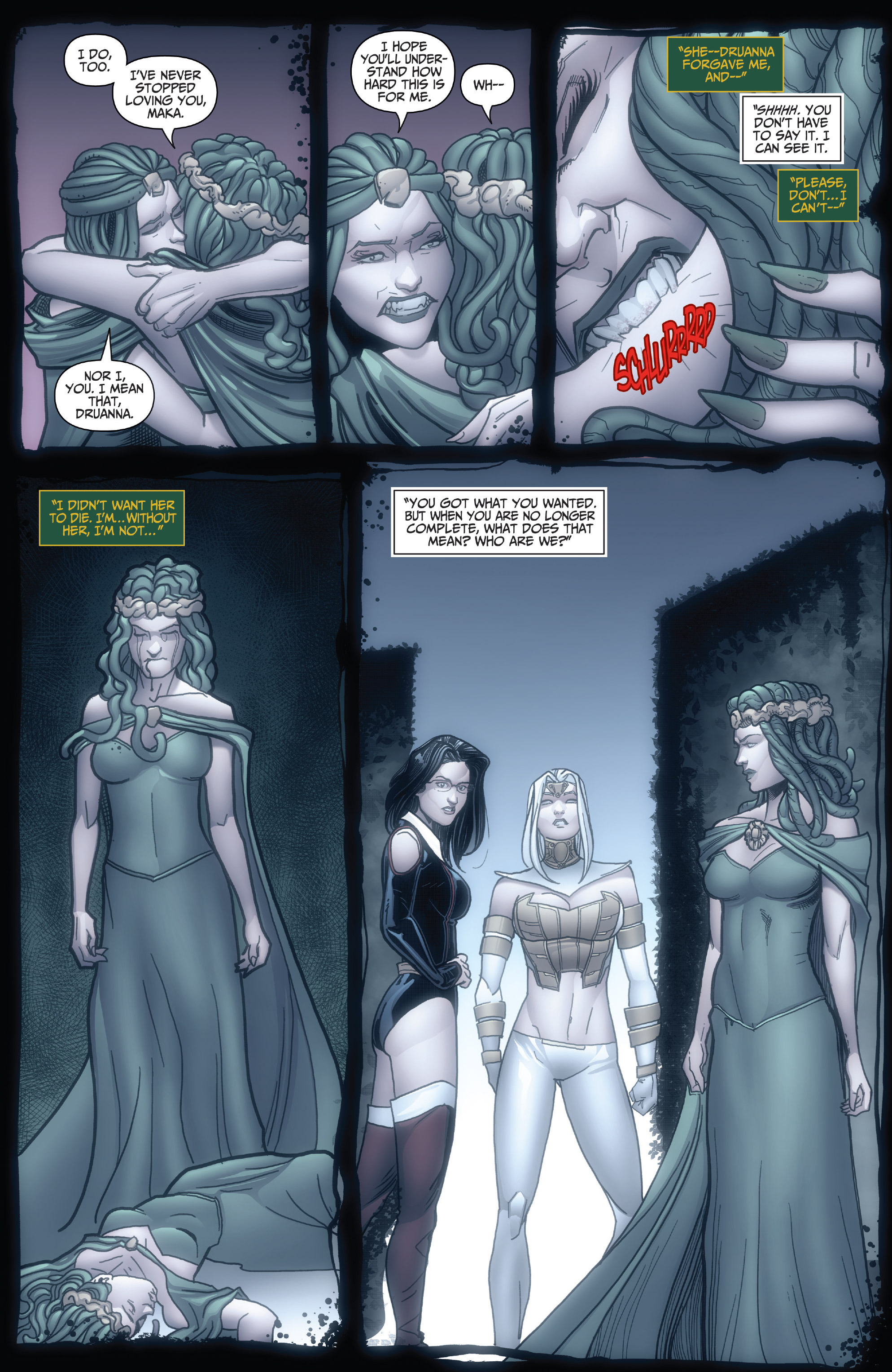 Read online Grimm Fairy Tales: Arcane Acre comic -  Issue # TPB 4 - 21
