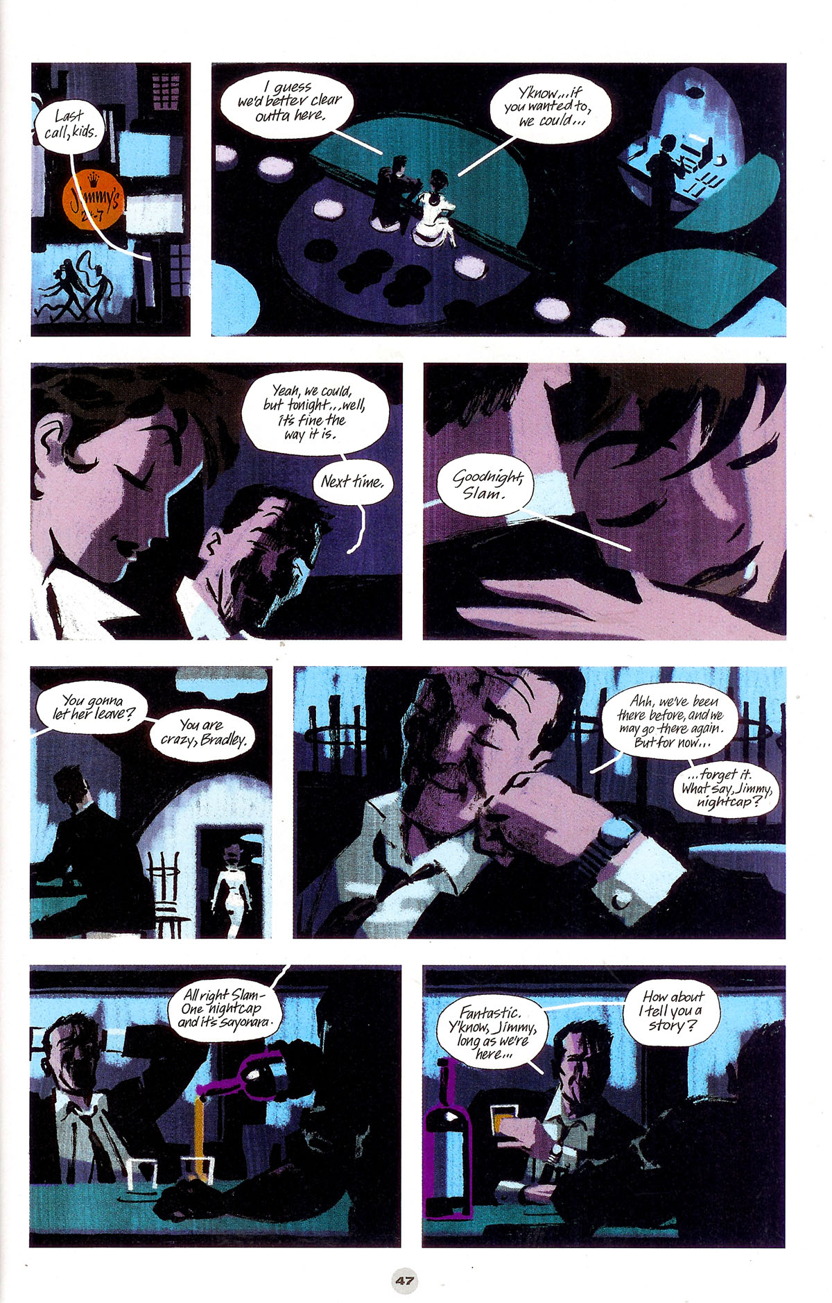 Read online Solo (2004) comic -  Issue #5 - 46