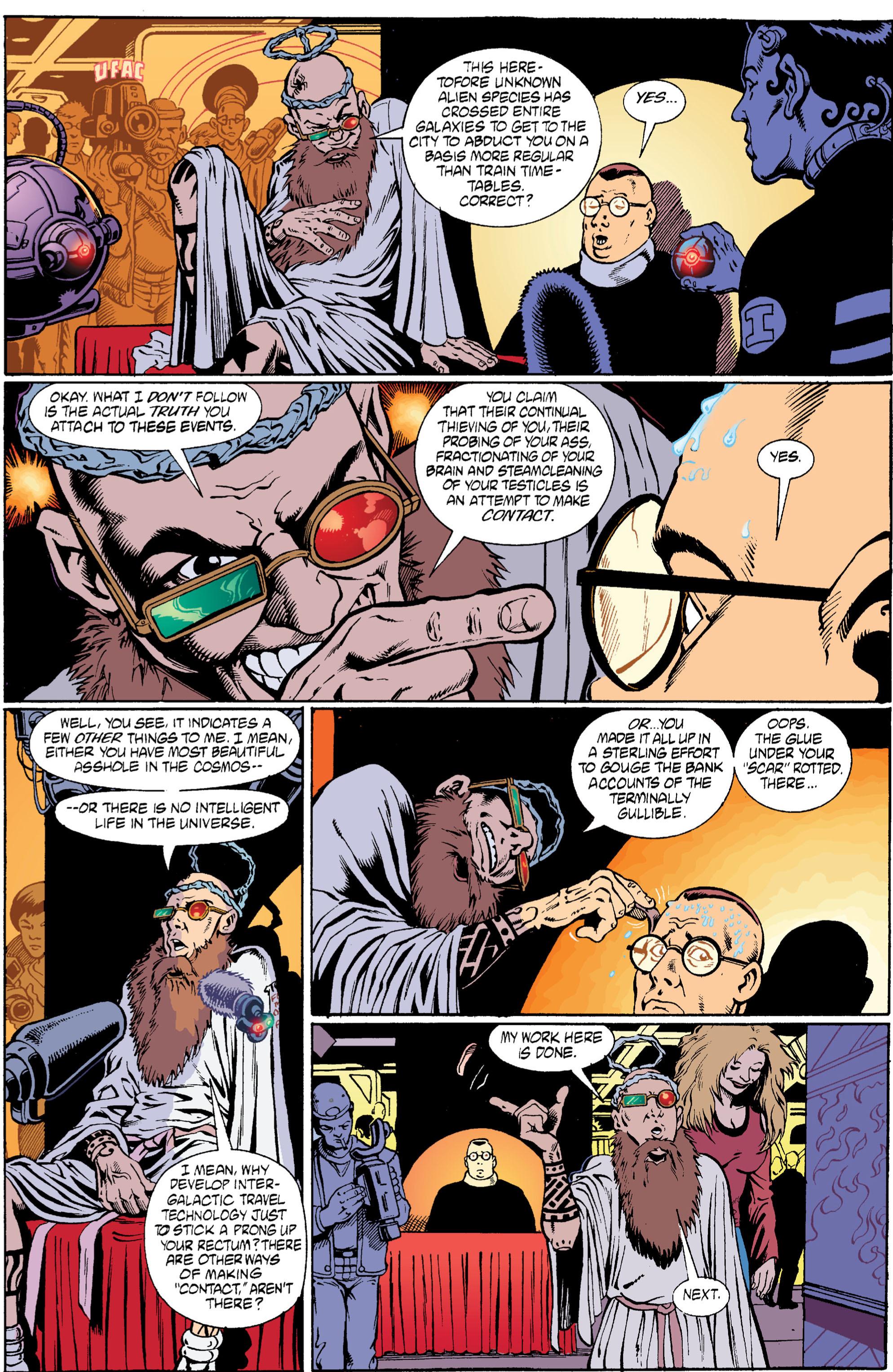 Read online Transmetropolitan comic -  Issue #6 - 17