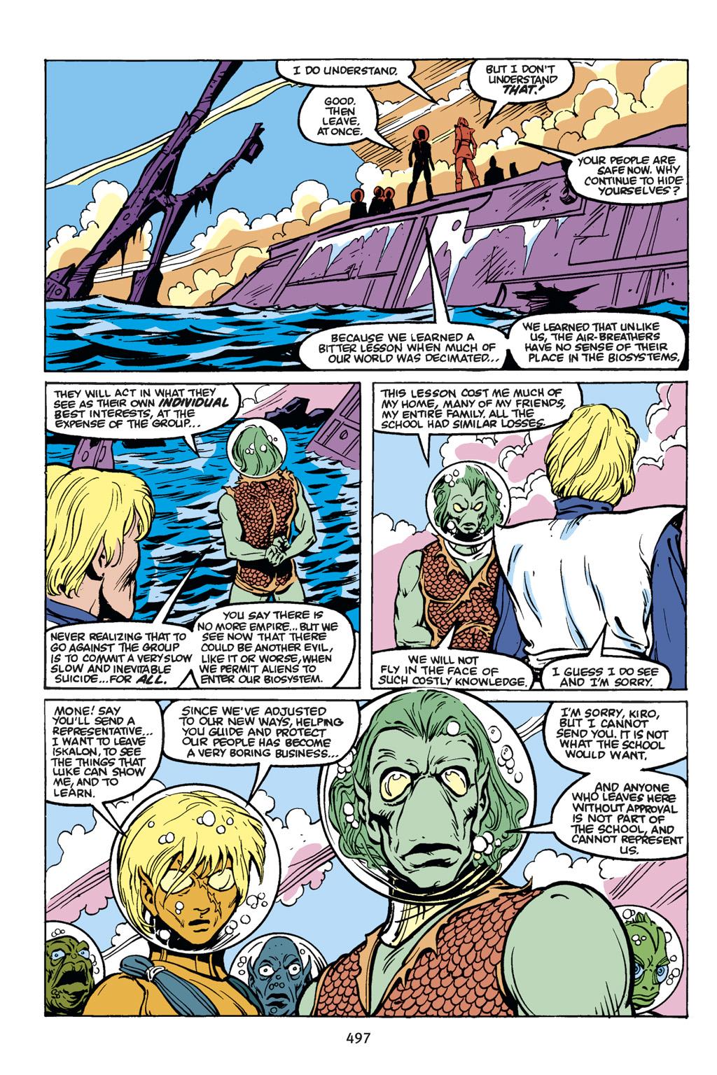 Read online Star Wars Omnibus comic -  Issue # Vol. 18.5 - 213