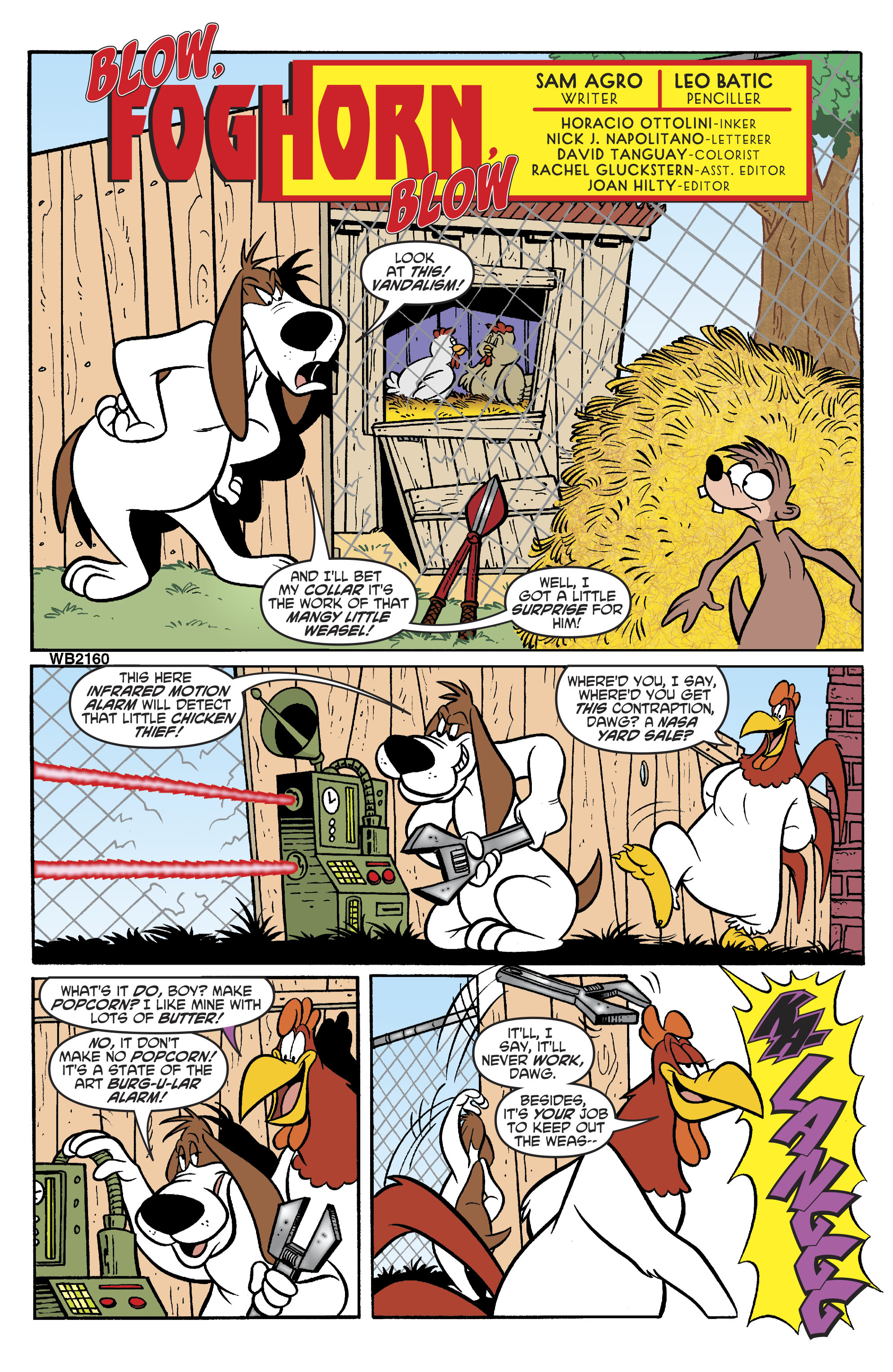 Read online Looney Tunes (1994) comic -  Issue #237 - 18