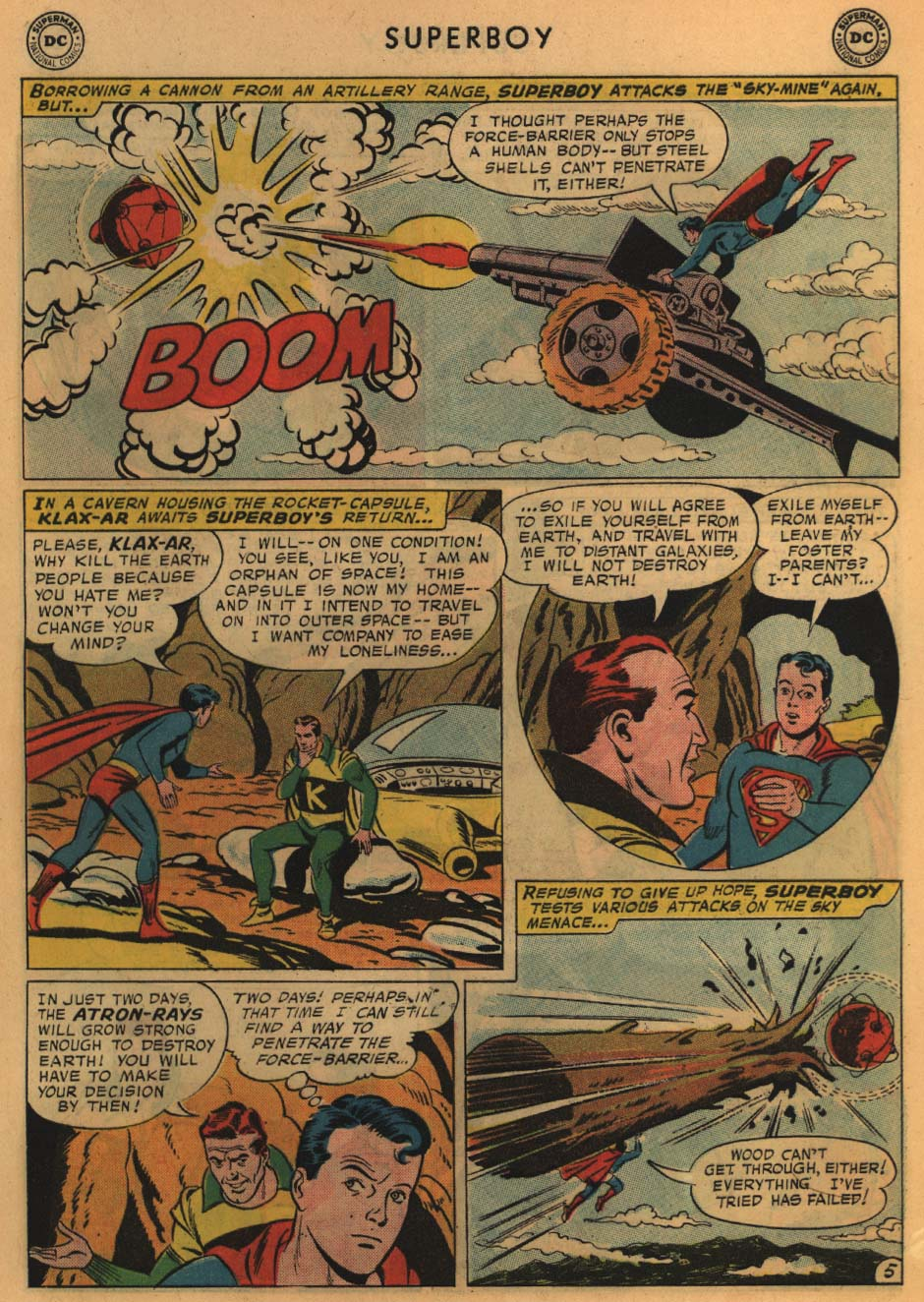 Superboy (1949) issue 67 - Page 27
