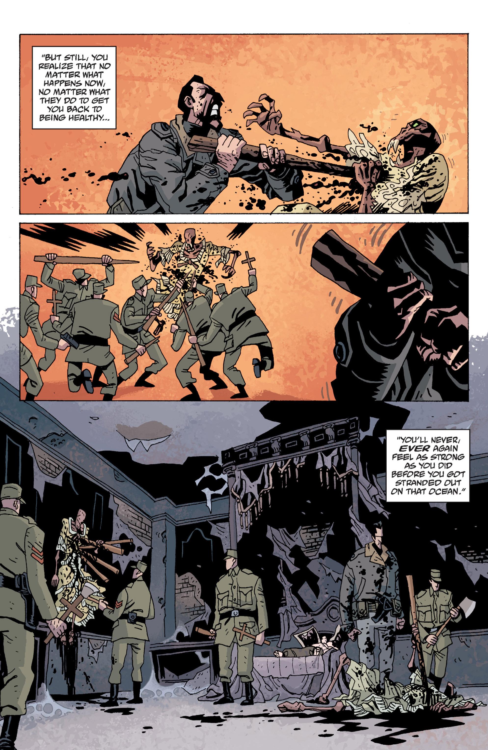 Read online B.P.R.D. (2003) comic -  Issue # TPB 13 - 106