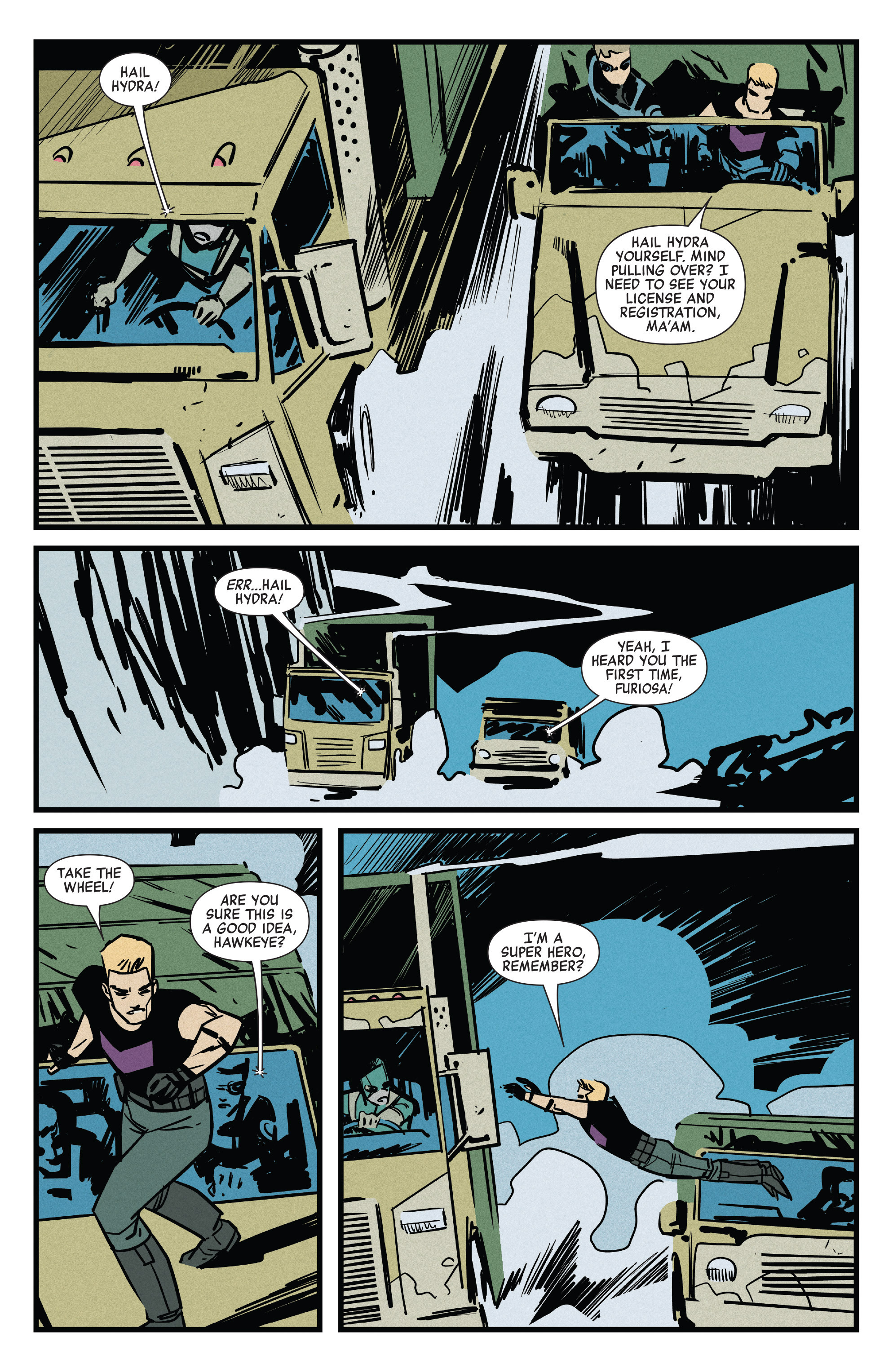 Read online All-New Hawkeye (2016) comic -  Issue #4 - 15