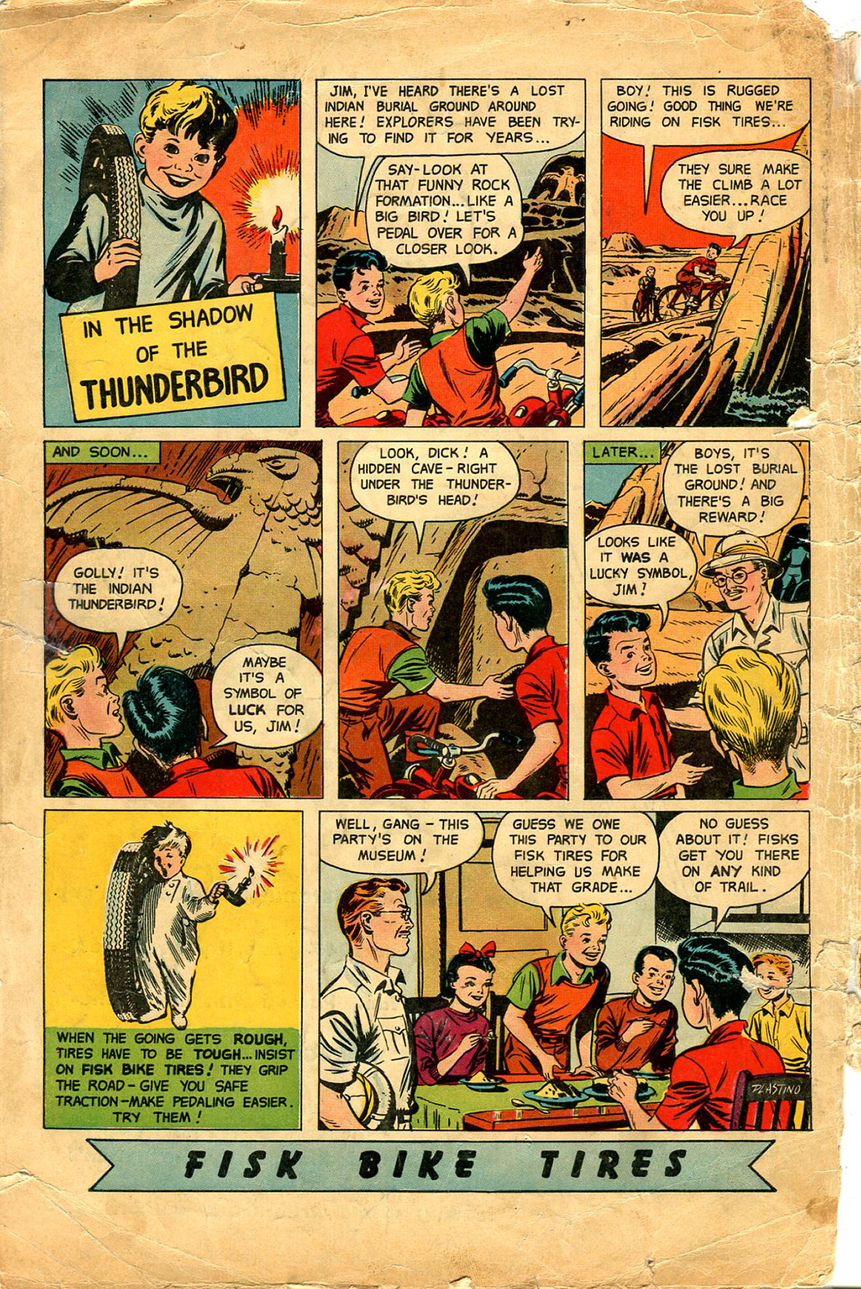 Read online Shadow Comics comic -  Issue #78 - 52