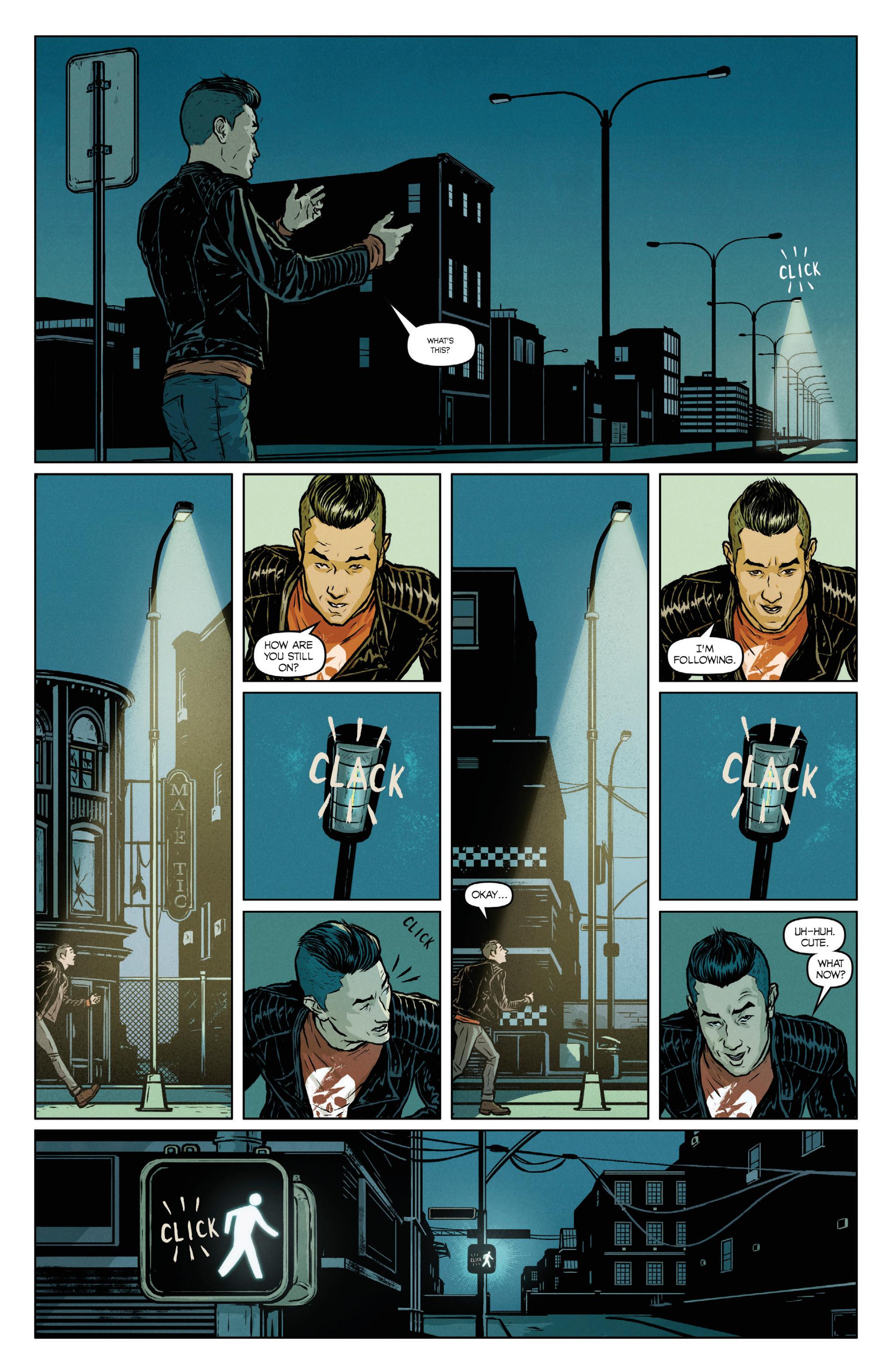 Read online Ninjak (2015) comic -  Issue #27 - 26