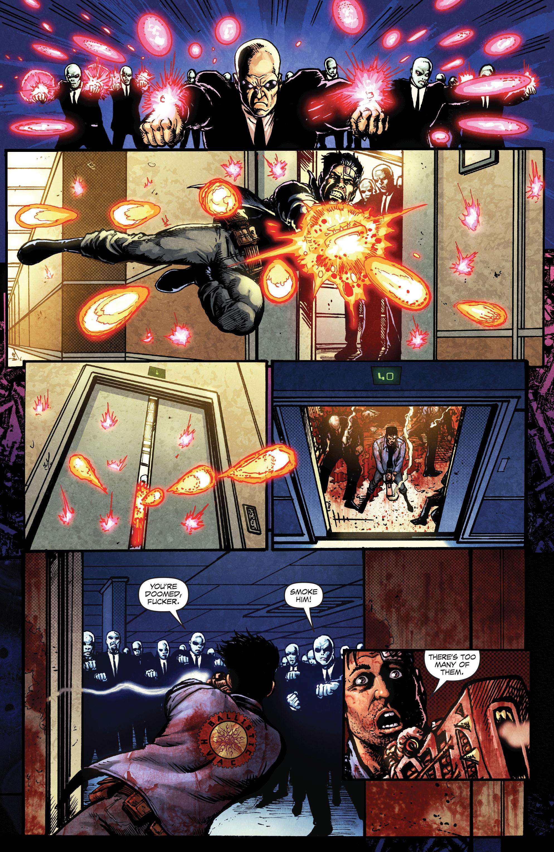 Read online Ballistic (2013) comic -  Issue #5 - 14