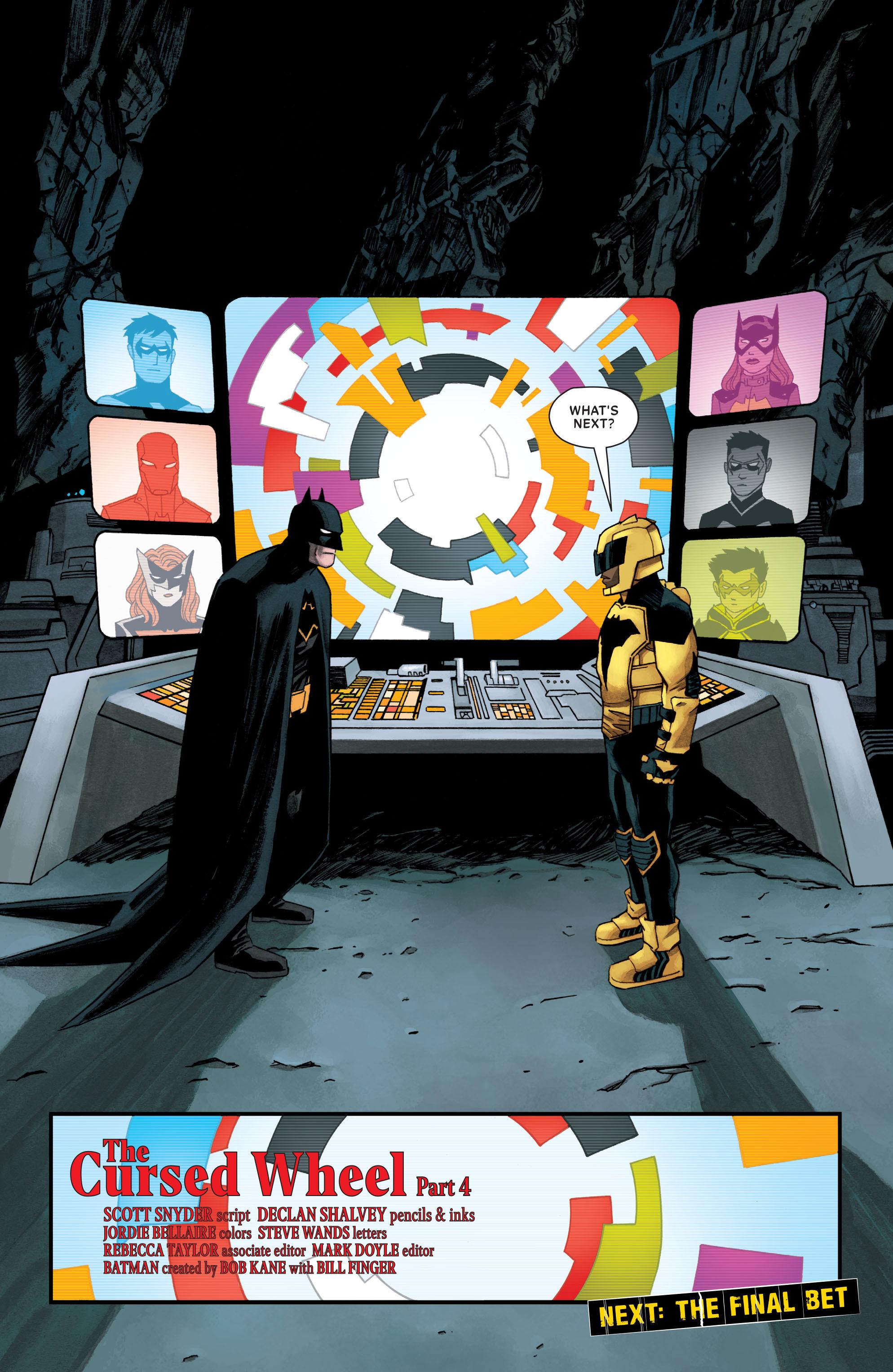 Read online All-Star Batman comic -  Issue #4 - 34