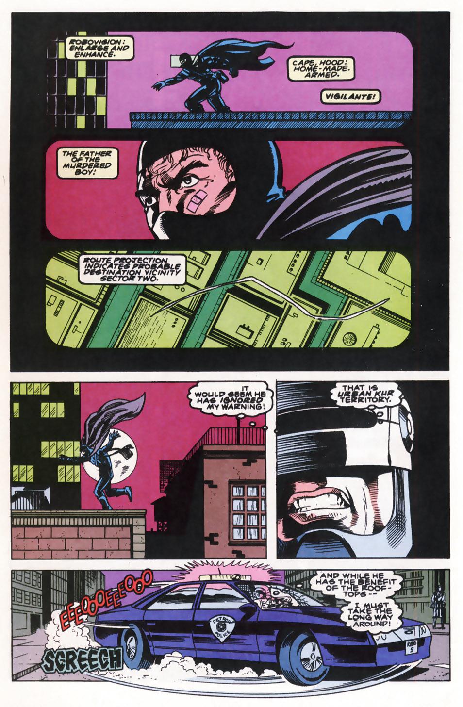Read online Robocop (1990) comic -  Issue #10 - 8