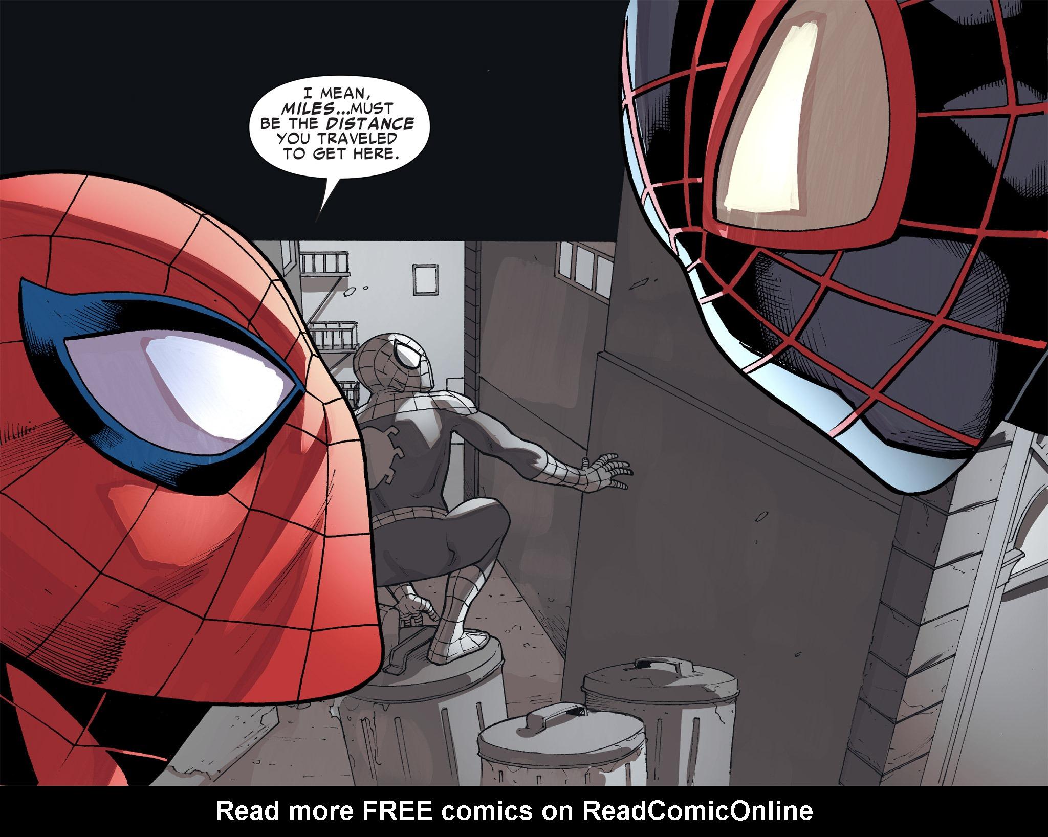 Read online Ultimate Spider-Man (Infinite Comics) (2016) comic -  Issue #8 - 15