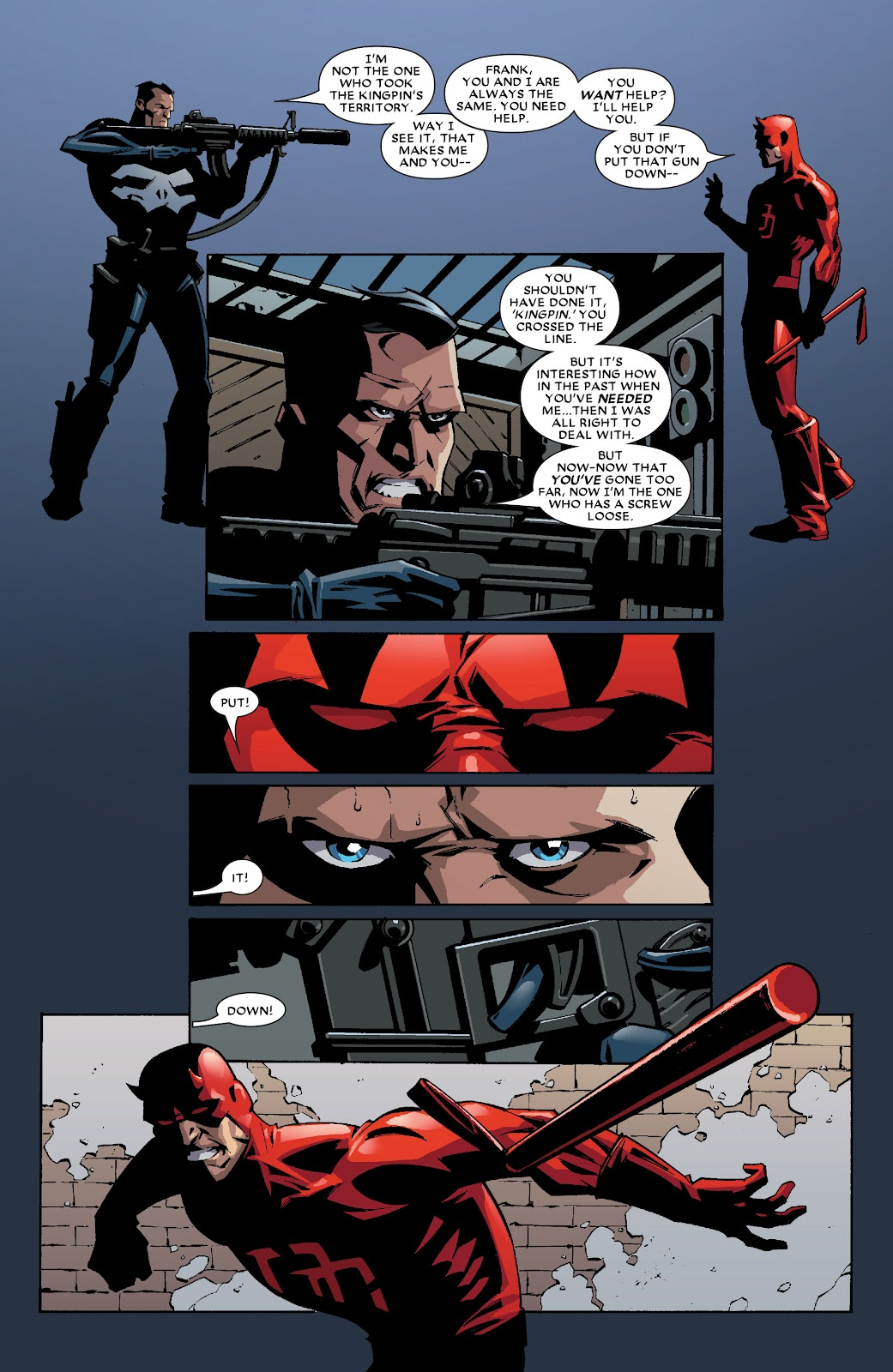 Read online Daredevil (1998) comic -  Issue # _Ultimate_Collection TPB 2 (Part 5) - 51