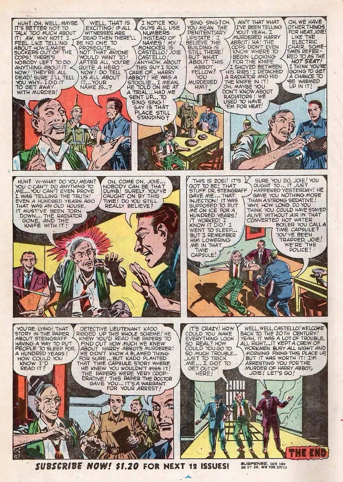 Suspense issue 10 - Page 15