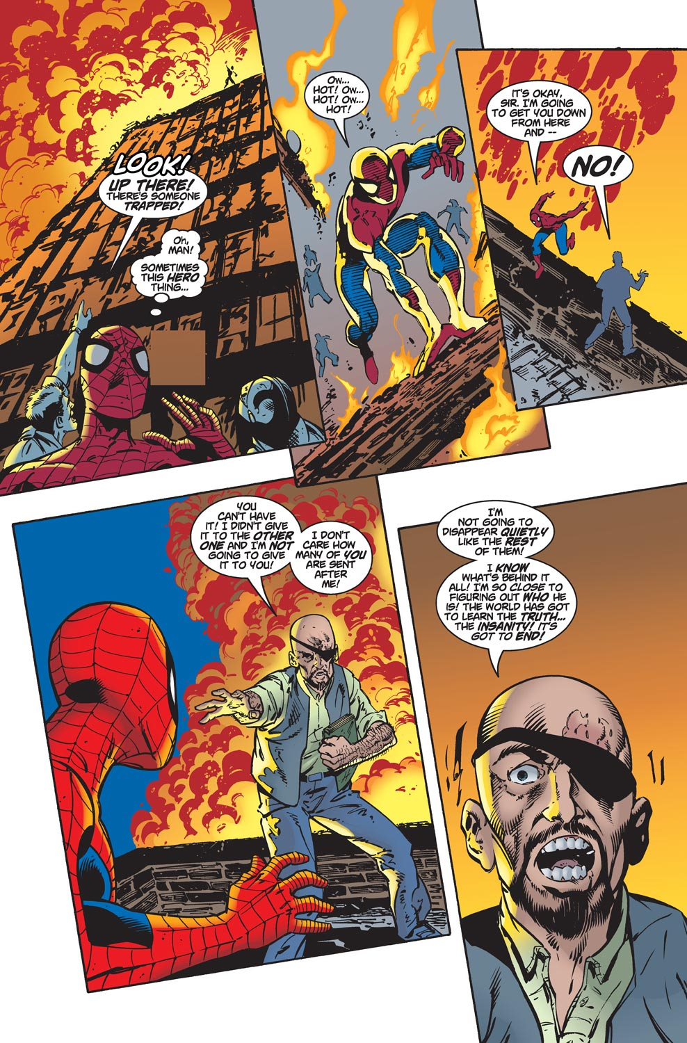The Amazing Spider-Man (1999) 9 Page 4