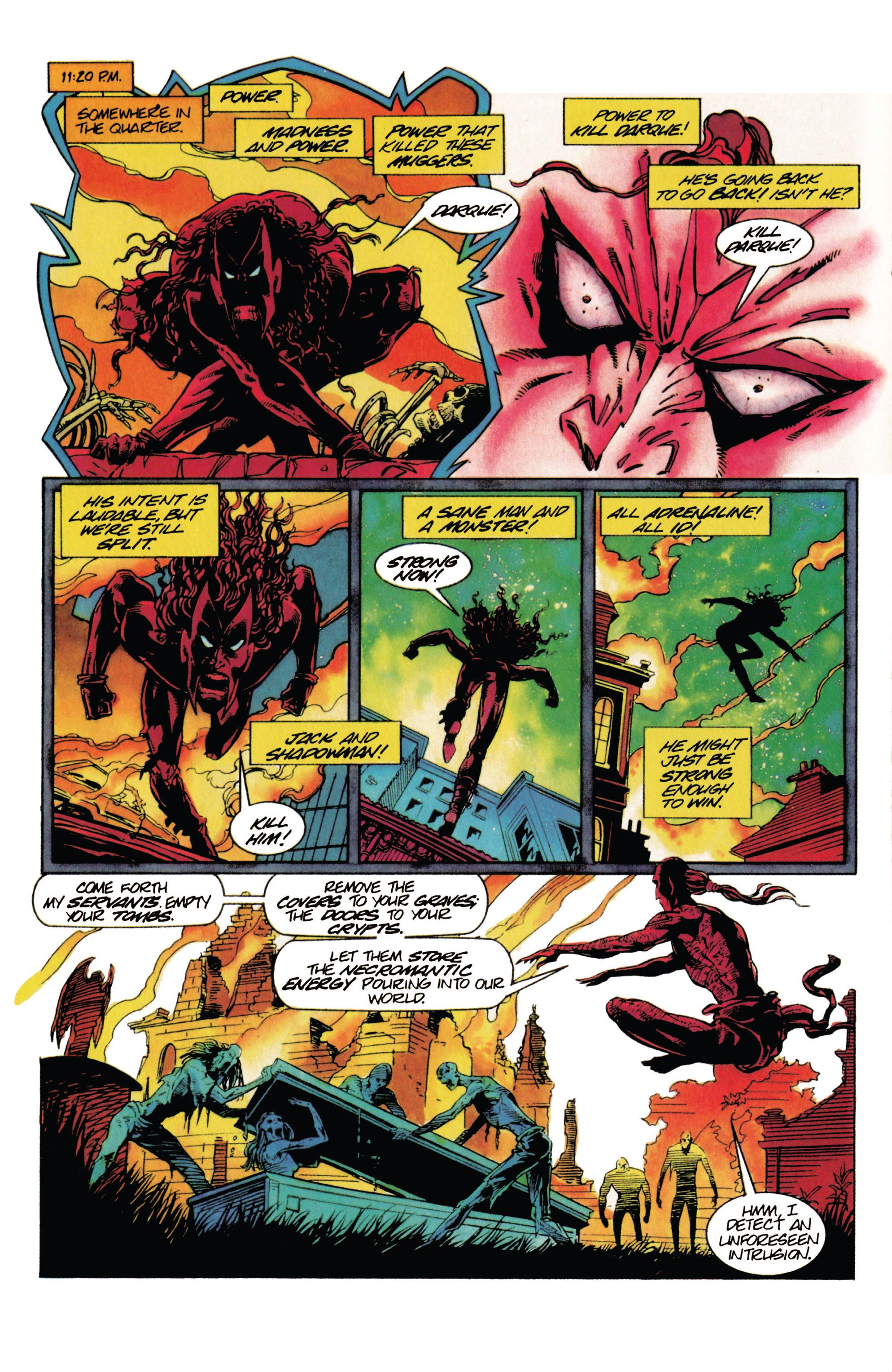 Read online Shadowman (1992) comic -  Issue #29 - 9