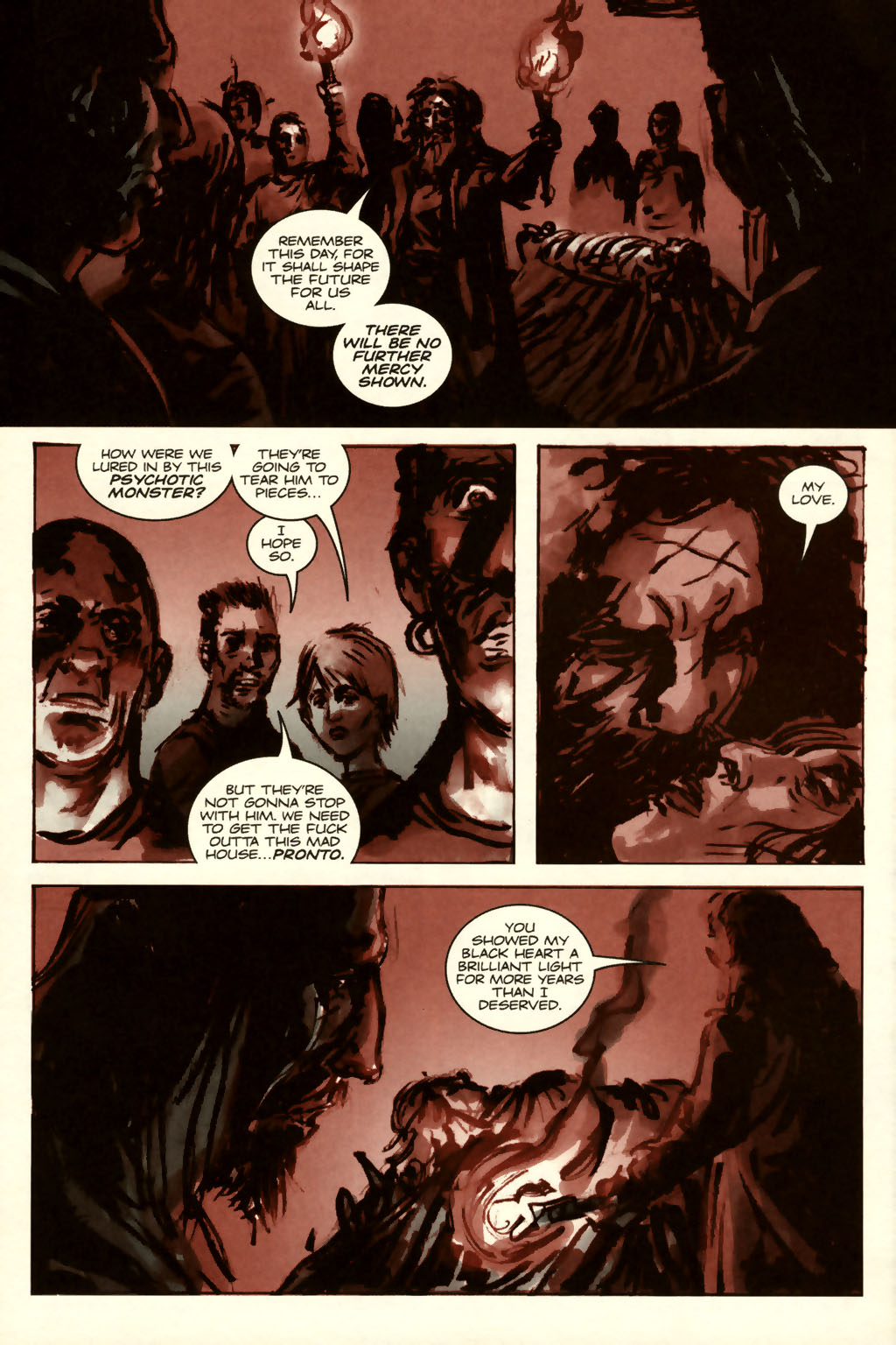 Read online Sea of Red comic -  Issue #8 - 10