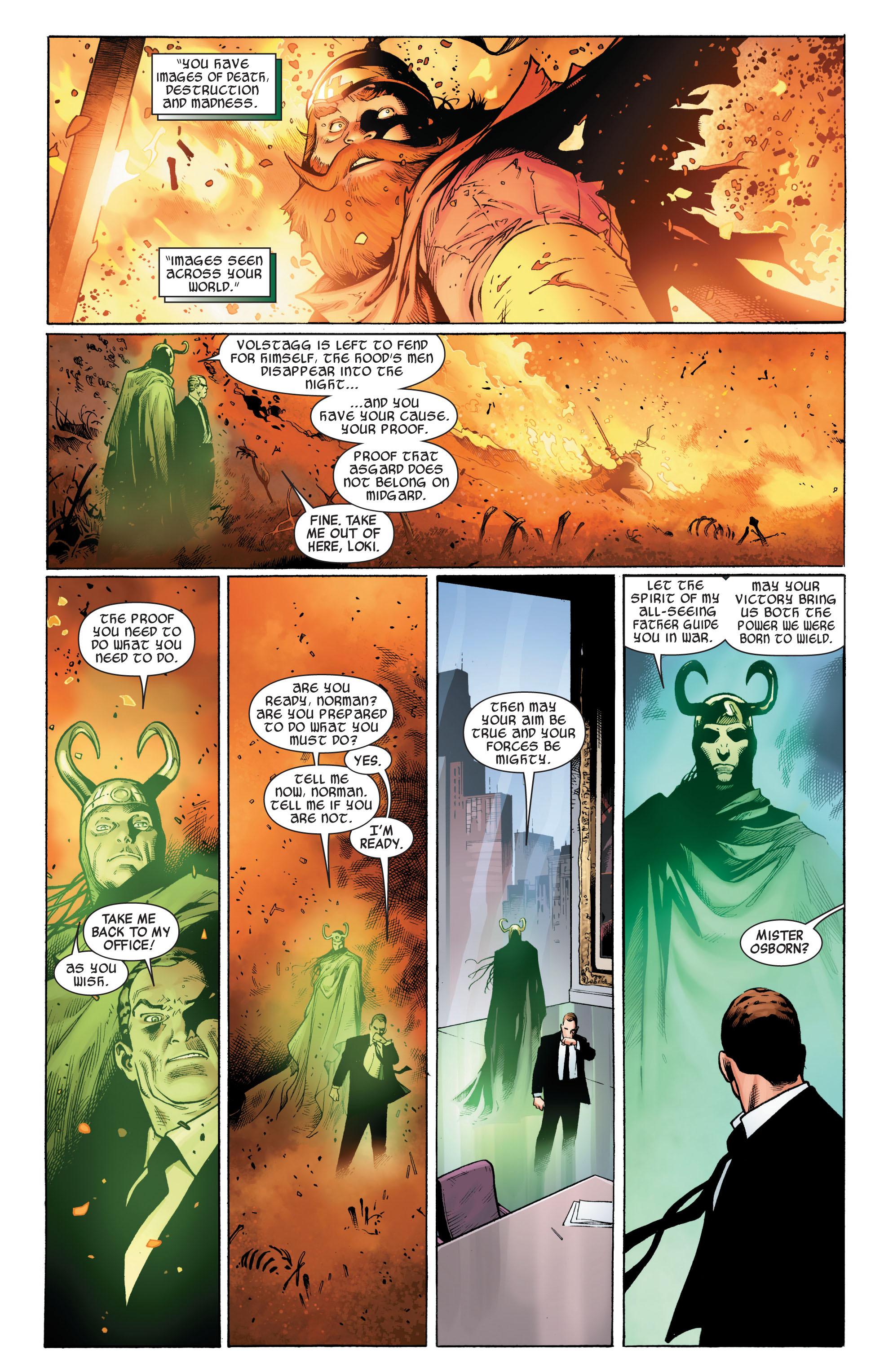 Read online Siege (2010) comic -  Issue #1 - 9
