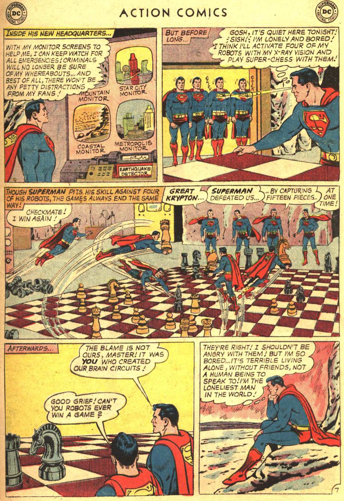 Read online Action Comics (1938) comic -  Issue #305 - 9