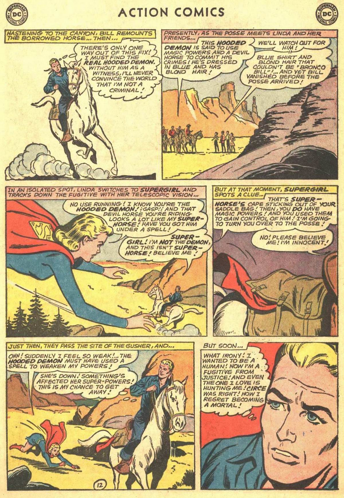 Action Comics (1938) 311 Page 29
