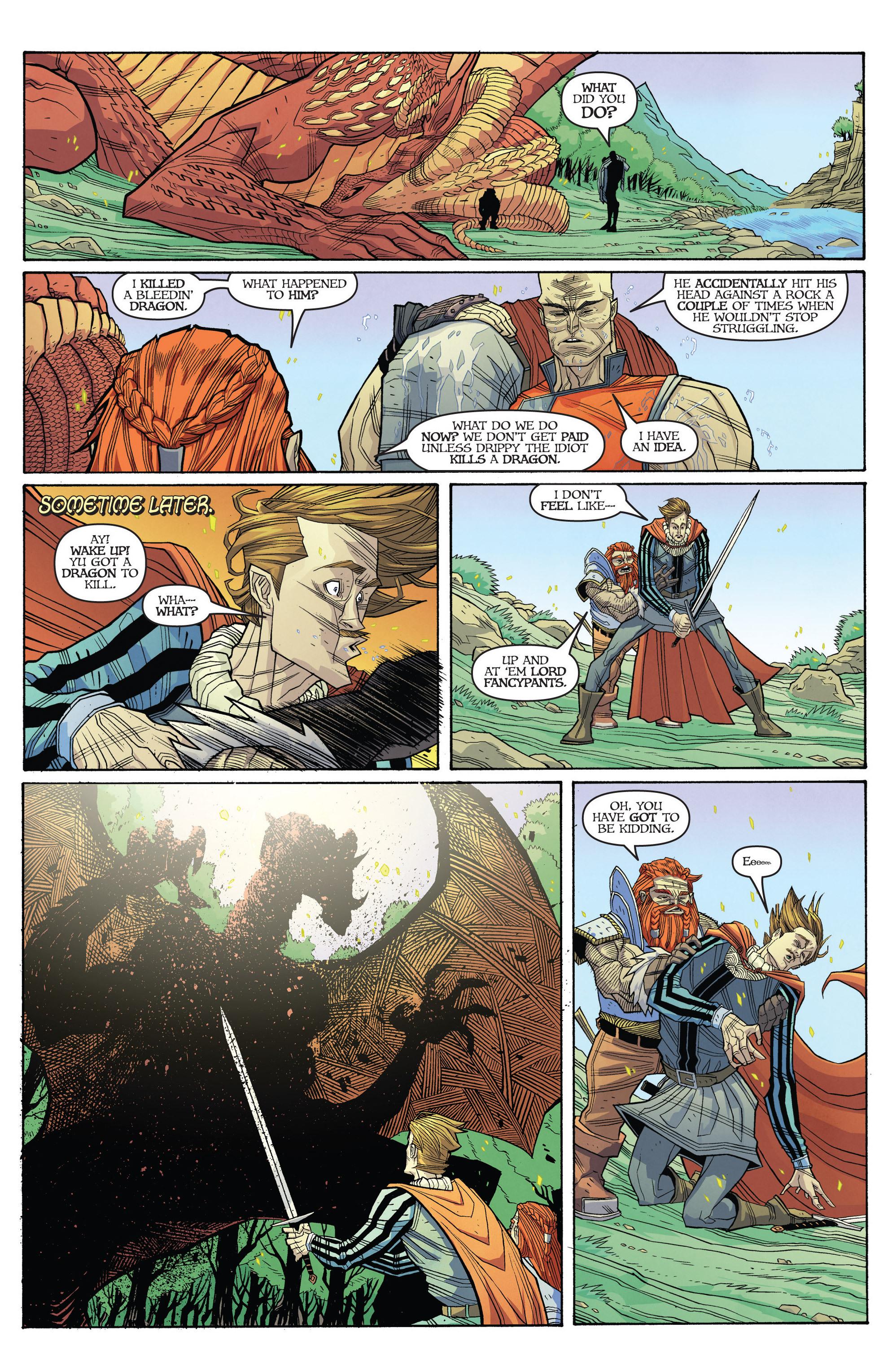 Read online Skullkickers comic -  Issue #18 - 6