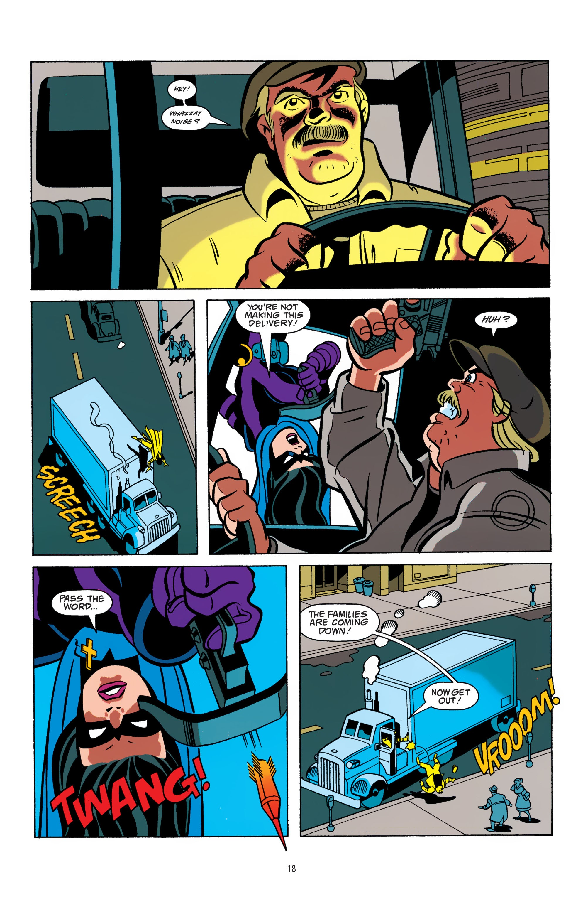 the batman and robin adventures tpb 3 part 1 page 18
