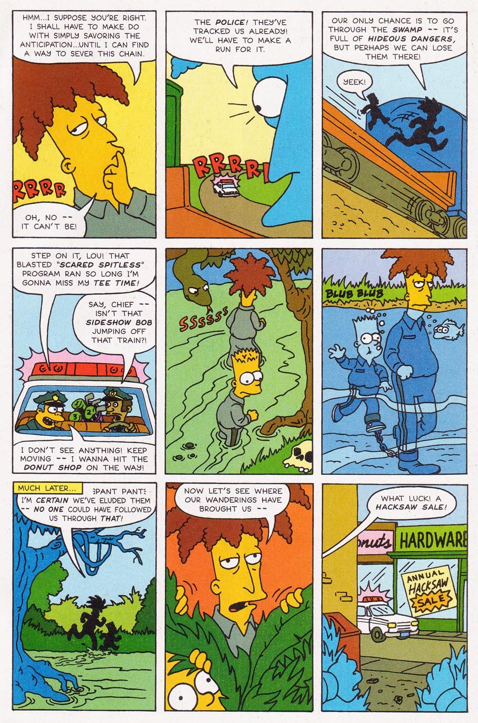 Read online Simpsons Comics comic -  Issue #2 - 20