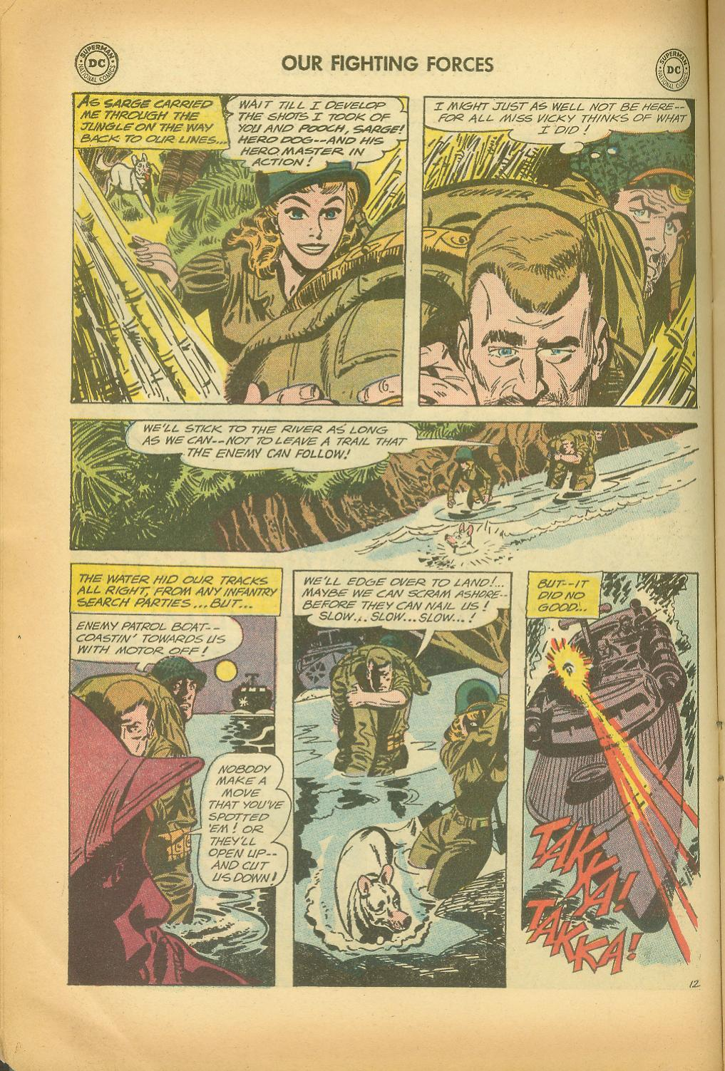 Our Fighting Forces (1954) issue 65 - Page 14