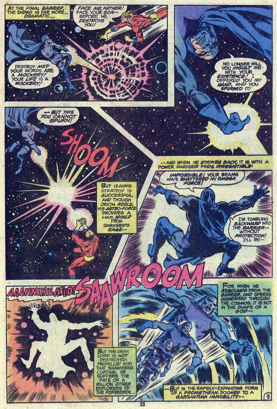 Read online Adventure Comics (1938) comic -  Issue #460 - 33
