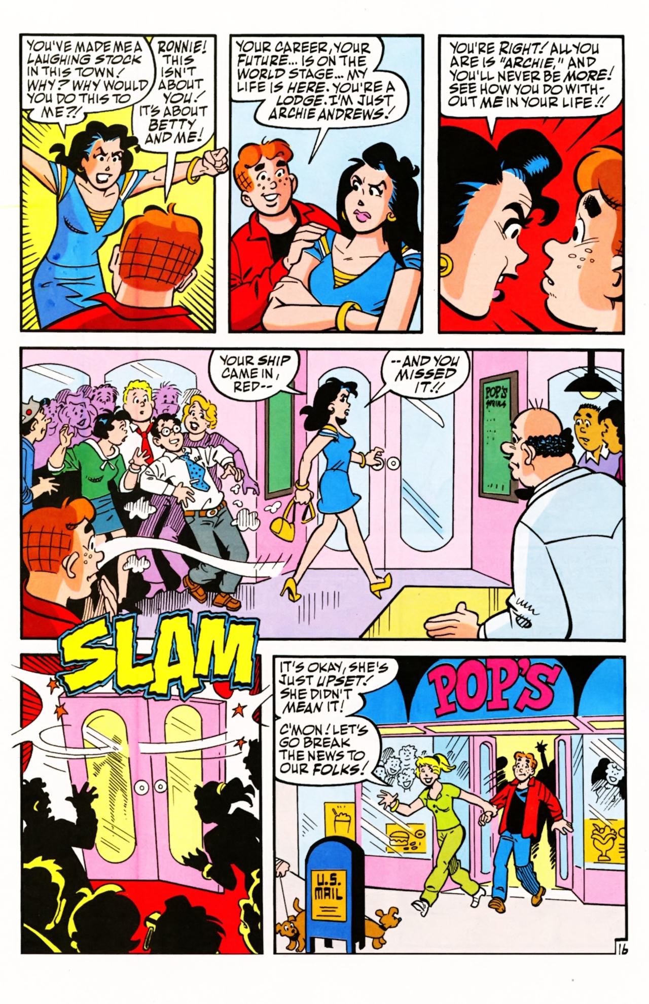 Read online Archie (1960) comic -  Issue #603 - 23