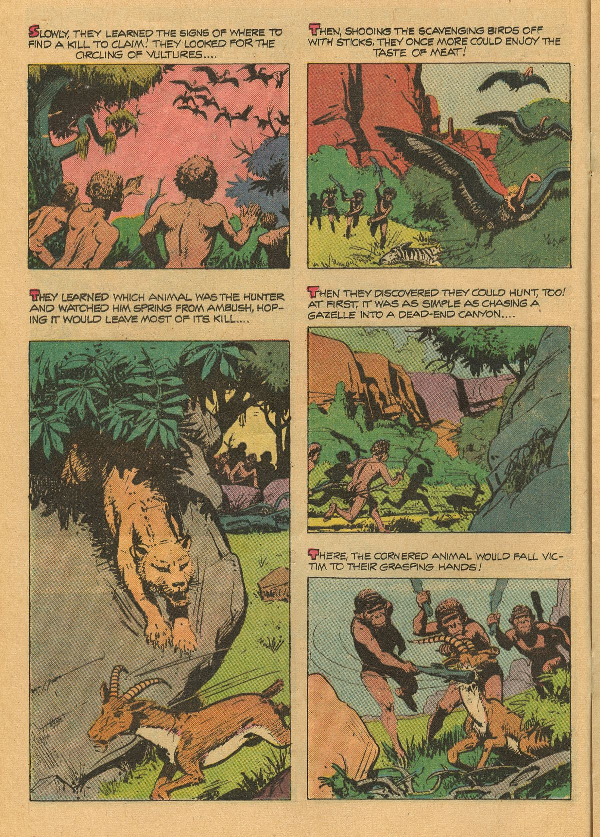 Read online Turok, Son of Stone comic -  Issue #75 - 16