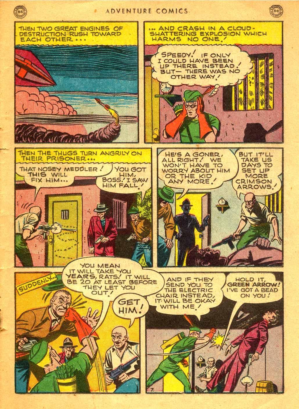 Read online Adventure Comics (1938) comic -  Issue #121 - 28
